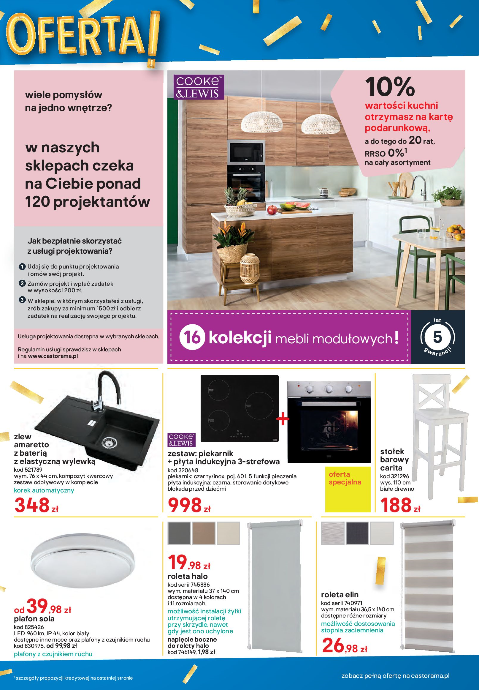 Gazetka Castorama - ZŁOTA OFERTA!-22.09.2019-13.10.2019-page-5