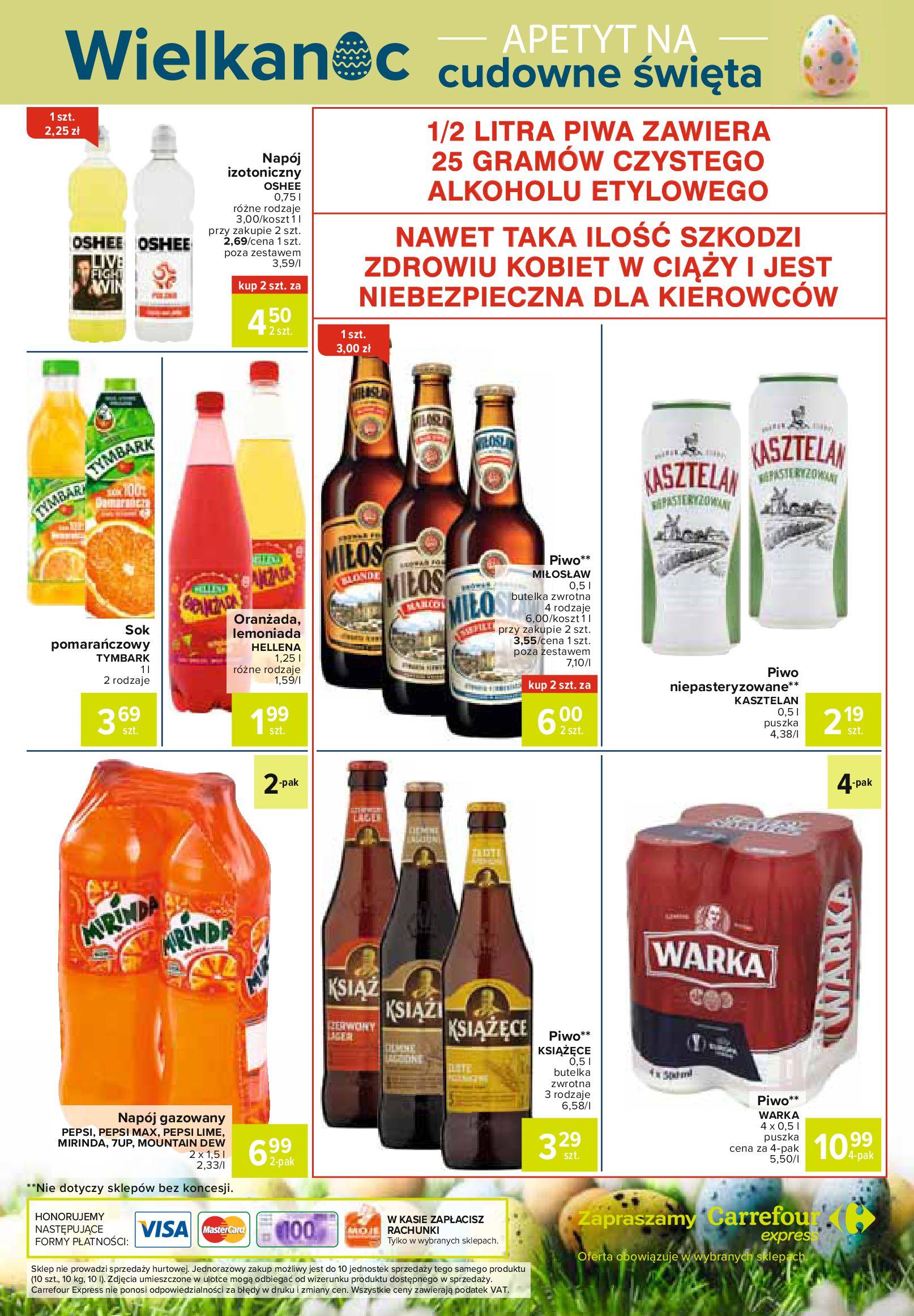 Gazetka Carrefour Express - Oferta handlowa-23.03.2020-30.03.2020-page-6