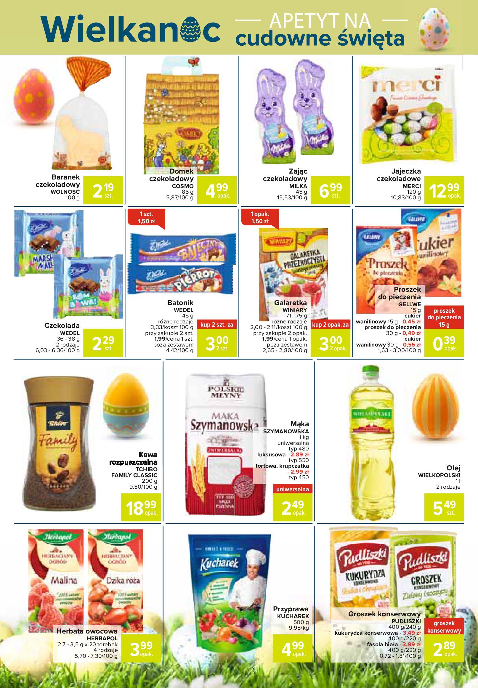 Gazetka Carrefour Express - Oferta handlowa-23.03.2020-30.03.2020-page-3