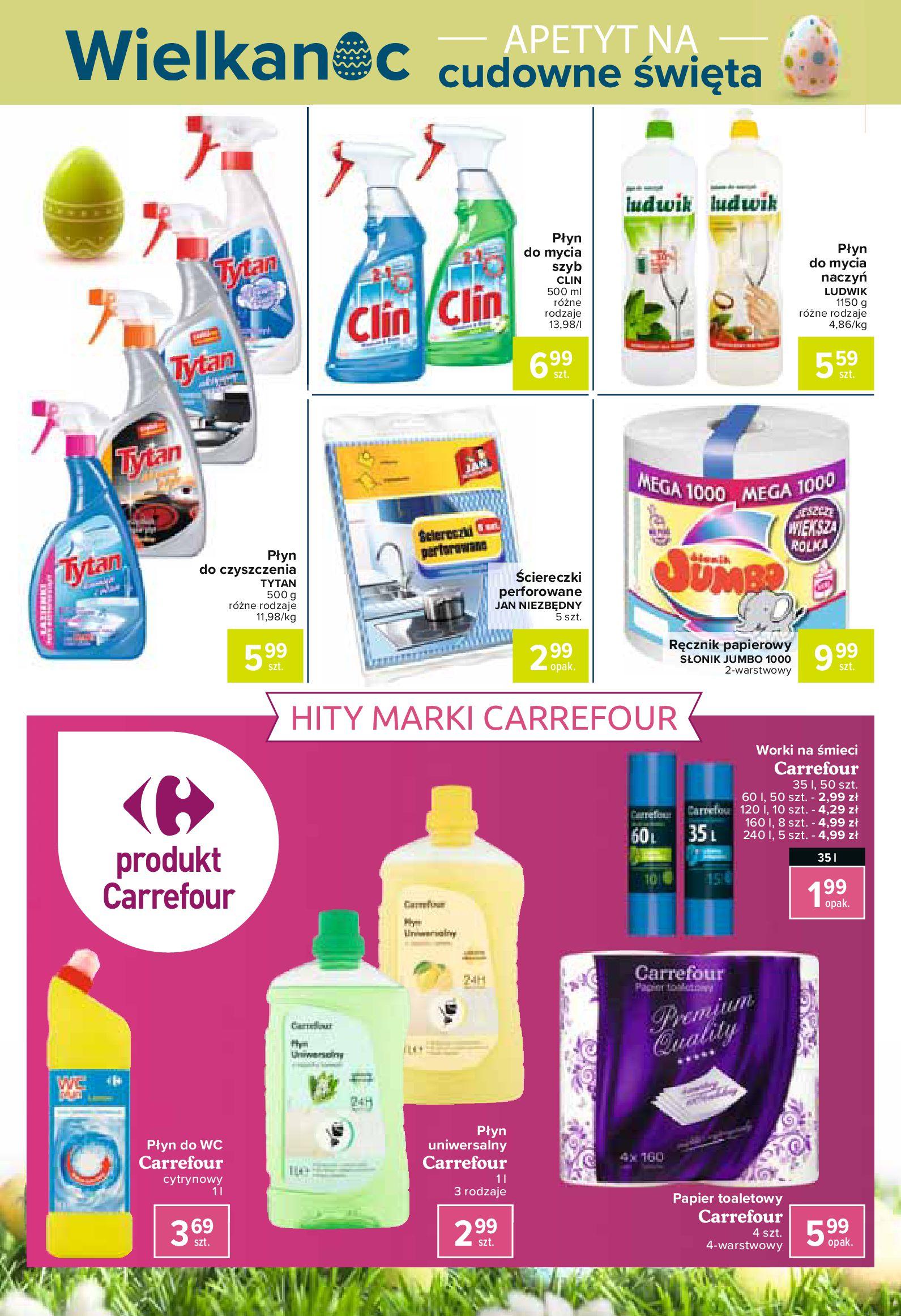 Gazetka Carrefour Express - Oferta handlowa-23.03.2020-30.03.2020-page-4