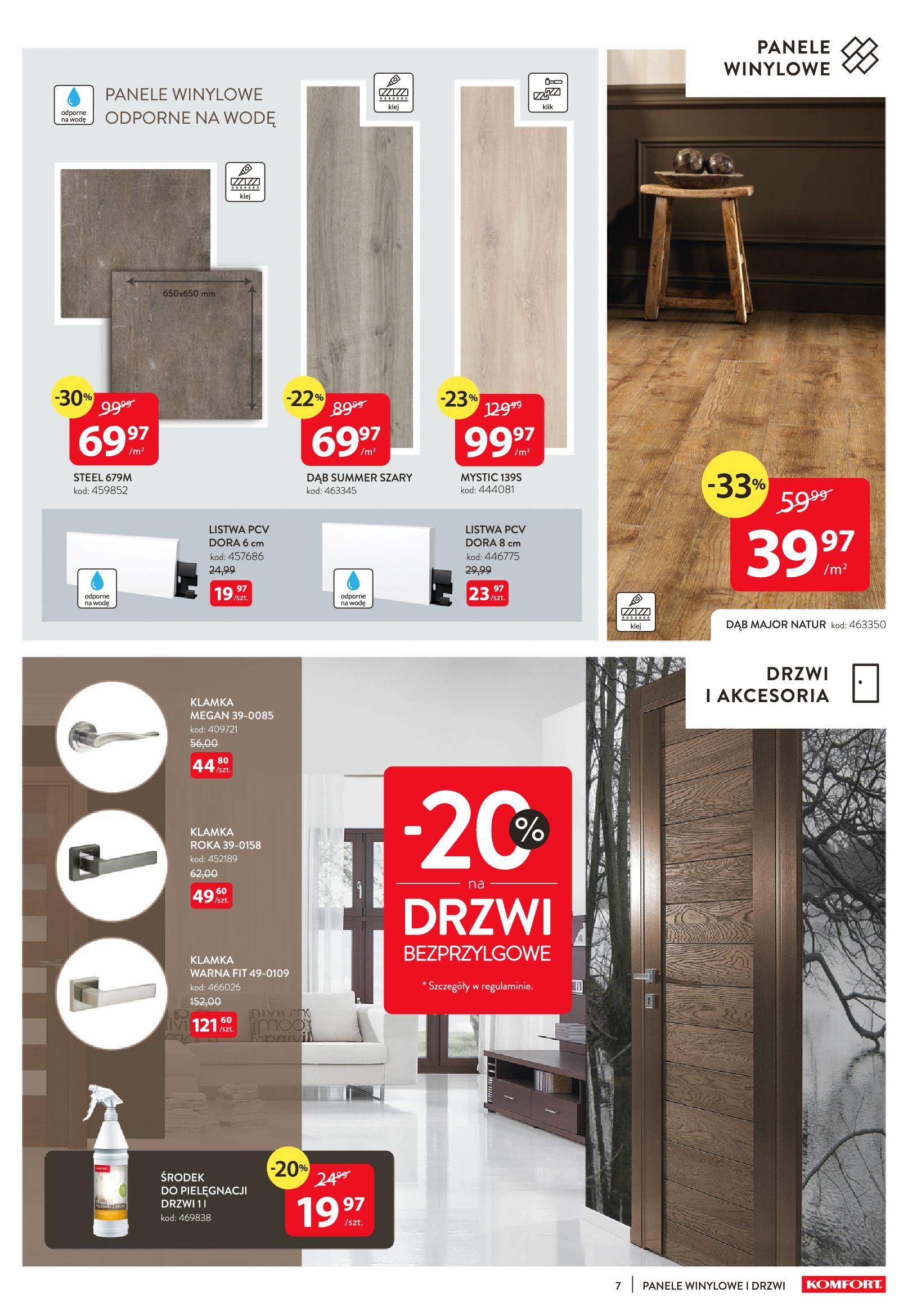 Gazetka Komfort - Najlepsze ceny-05.11.2018-24.12.2018-page-
