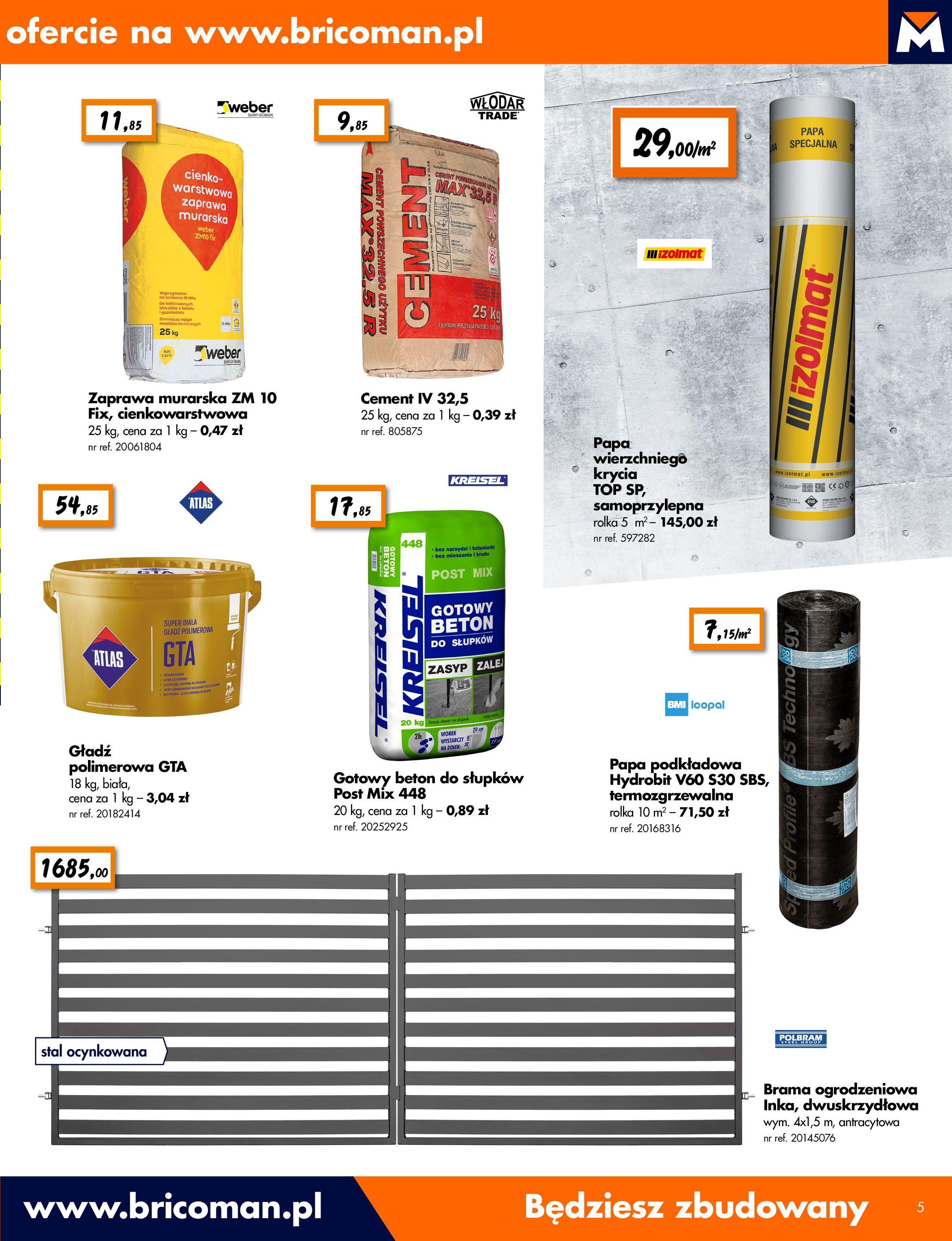Gazetka Bricoman: Gazetka Bricoman 2021-06-28 page-5