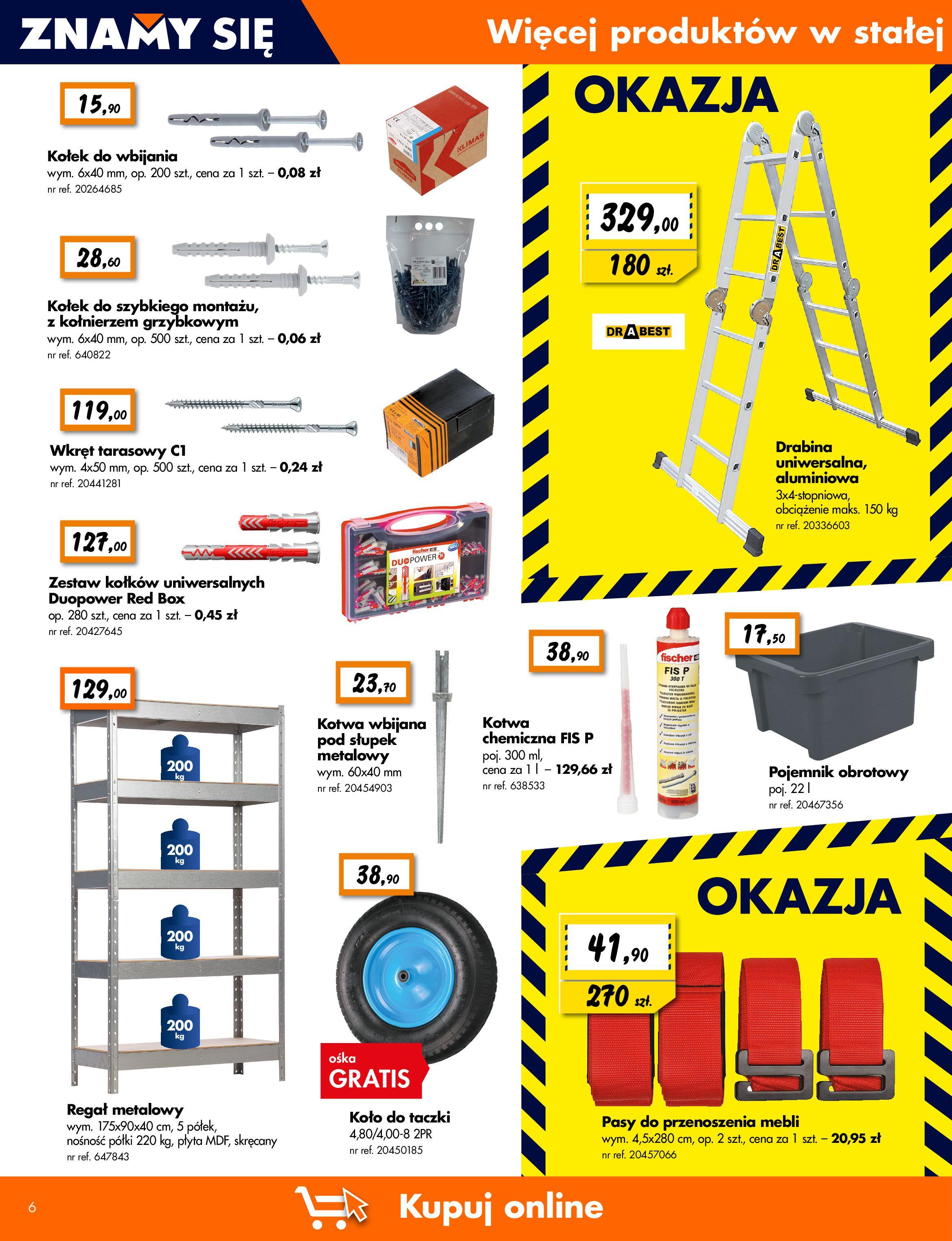Gazetka Bricoman: Gazetka Bricoman 2021-06-28 page-6