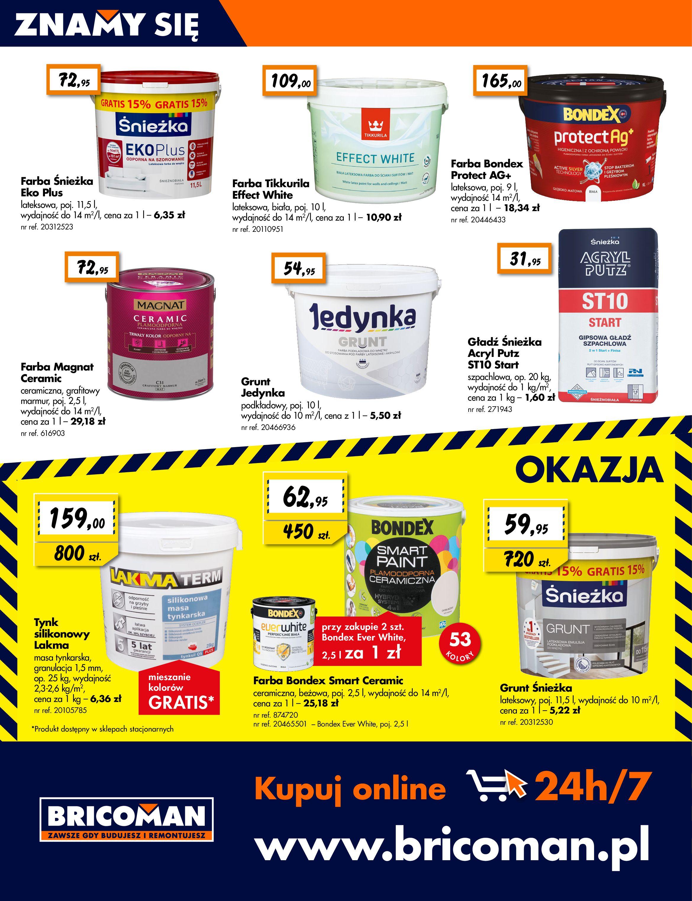 Gazetka Bricoman: Gazetka Bricoman 2021-06-28 page-12