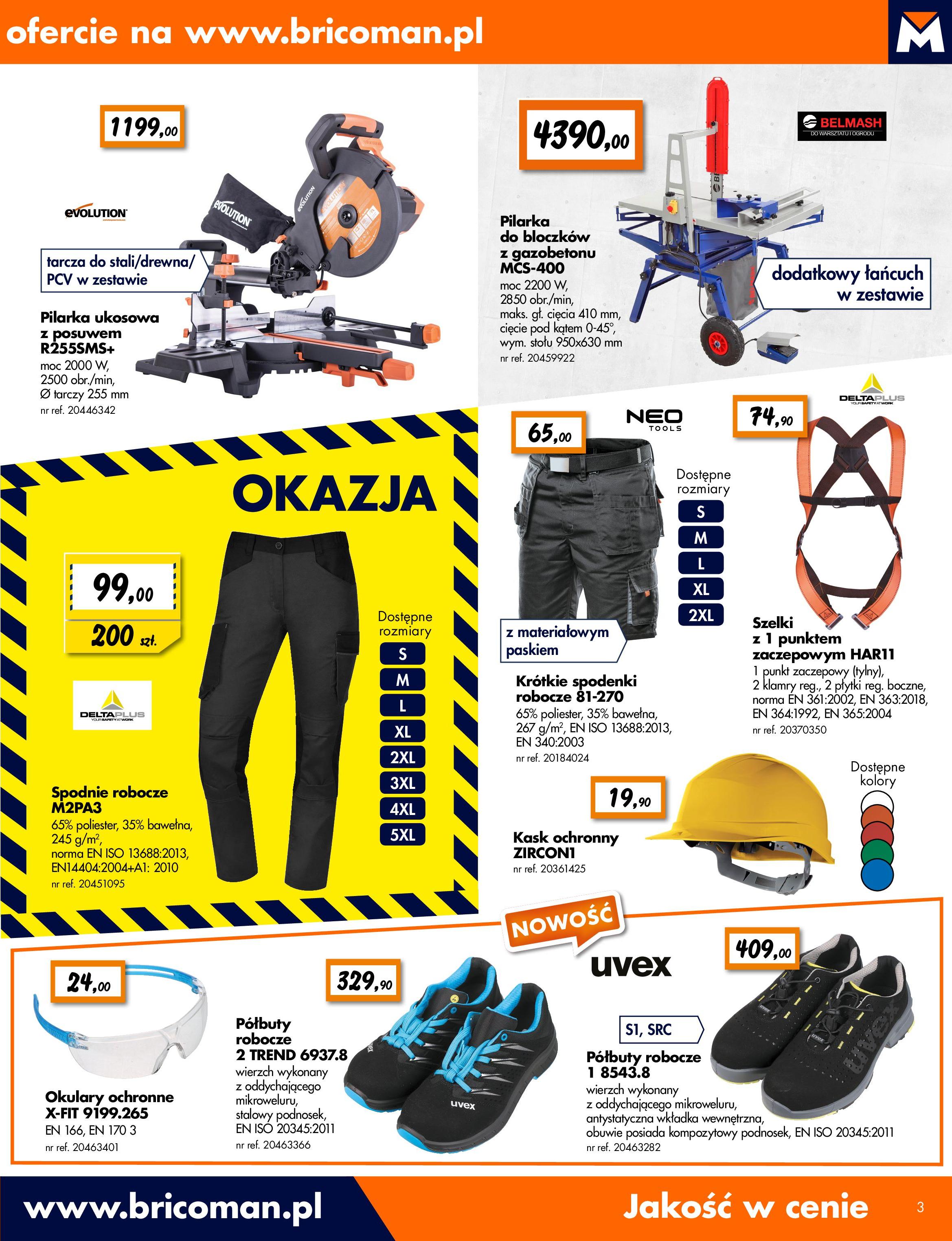 Gazetka Bricoman: Gazetka Bricoman 2021-06-28 page-3