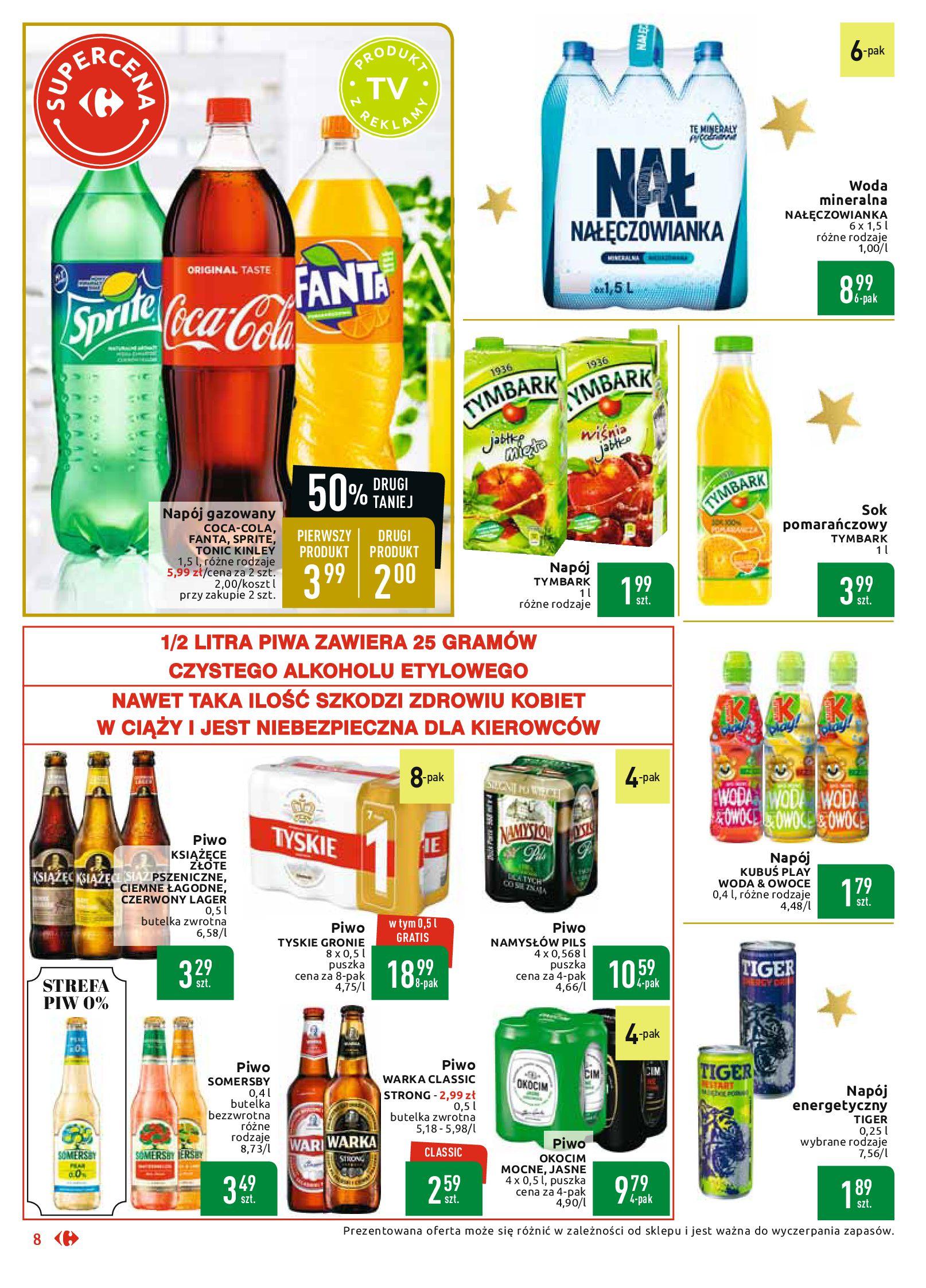 Gazetka Carrefour Market - Najlepszy wybór, najlepsze ceny-25.11.2019-07.12.2019-page-8