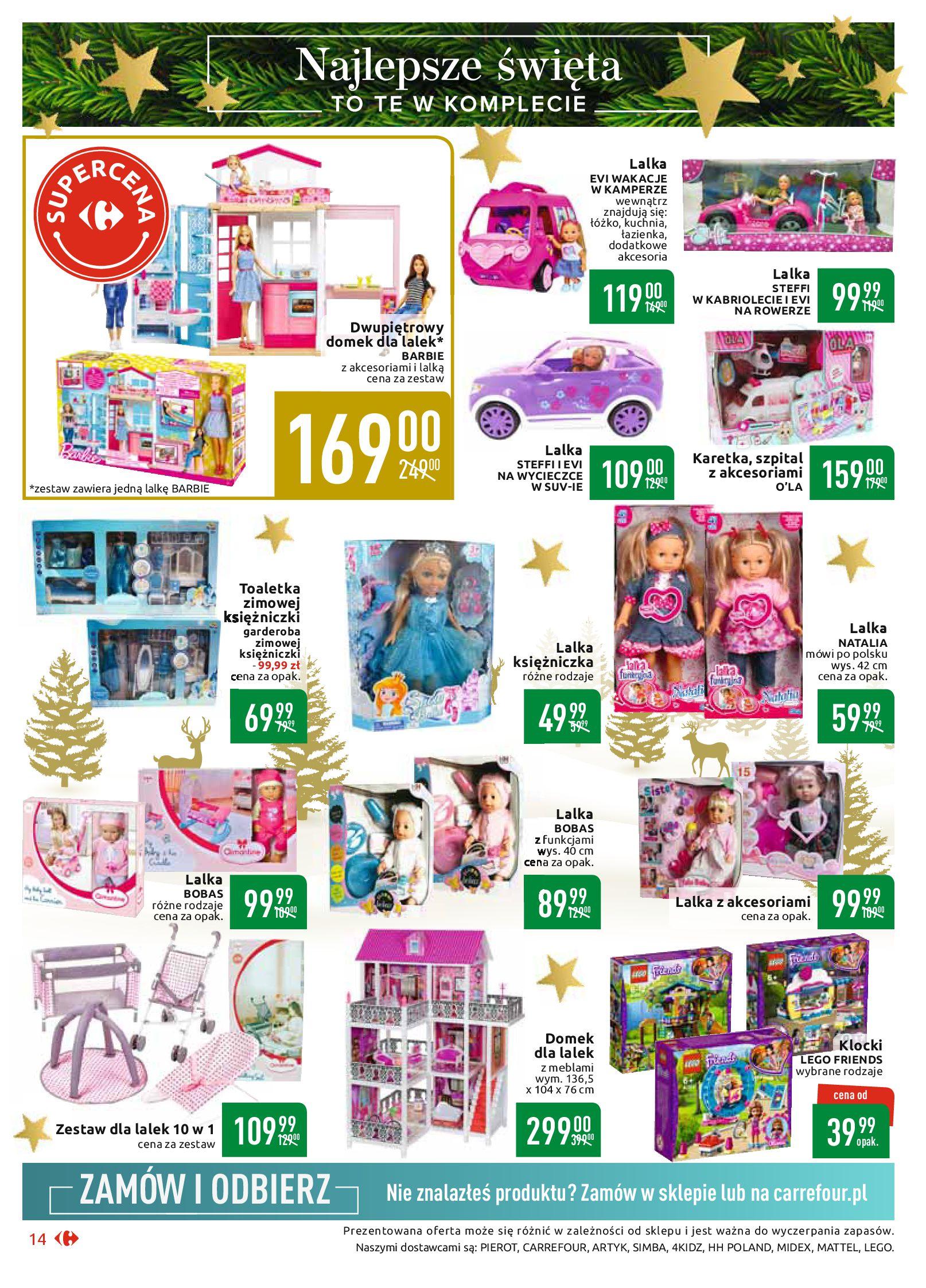 Gazetka Carrefour Market - Najlepszy wybór, najlepsze ceny-25.11.2019-07.12.2019-page-14
