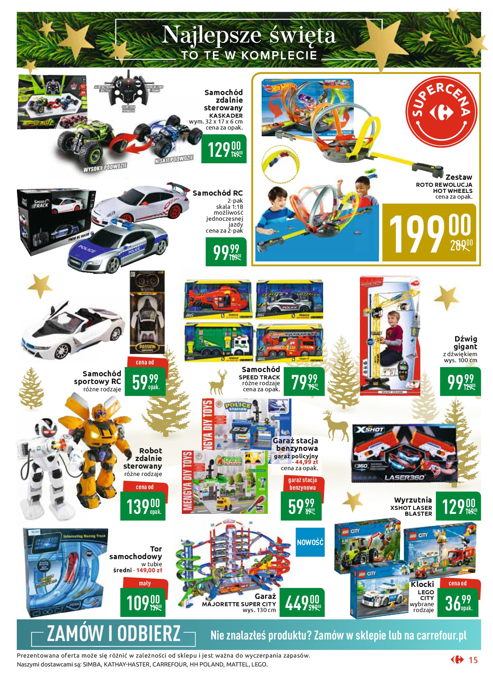Gazetka Carrefour Market - Najlepszy wybór, najlepsze ceny-25.11.2019-07.12.2019-page-15