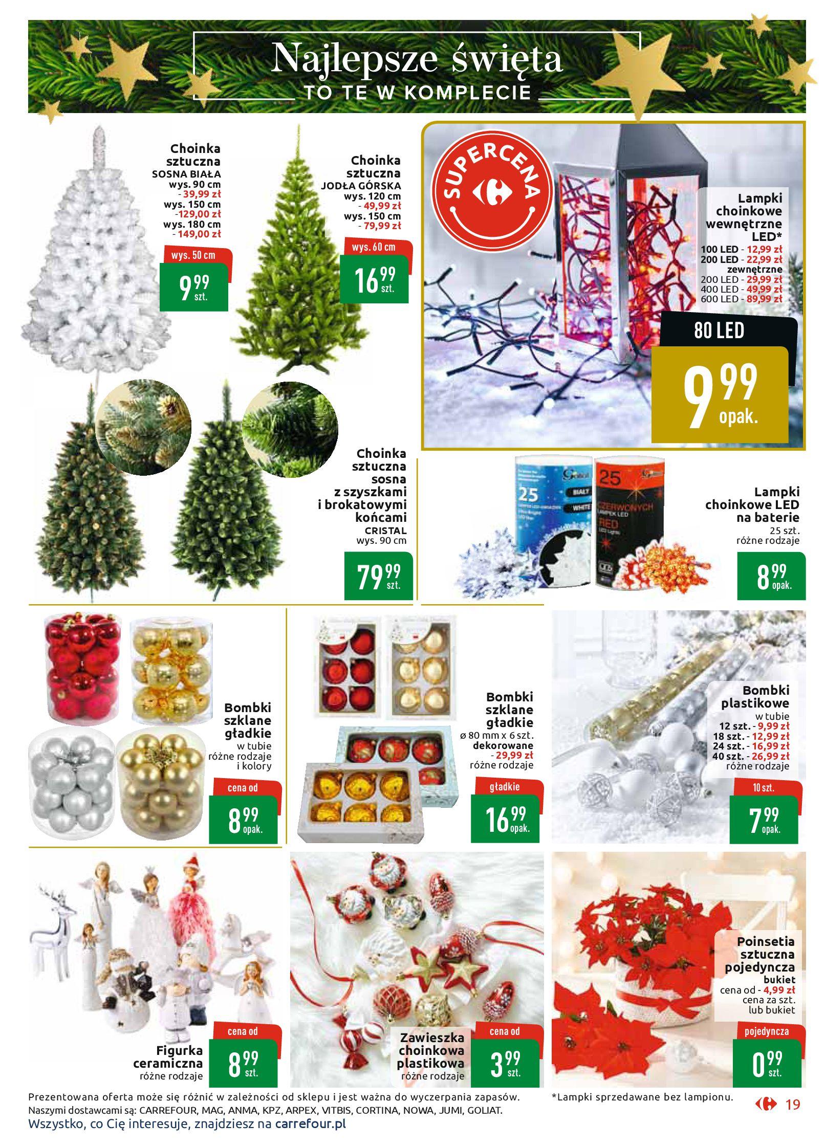 Gazetka Carrefour Market - Najlepszy wybór, najlepsze ceny-25.11.2019-07.12.2019-page-19