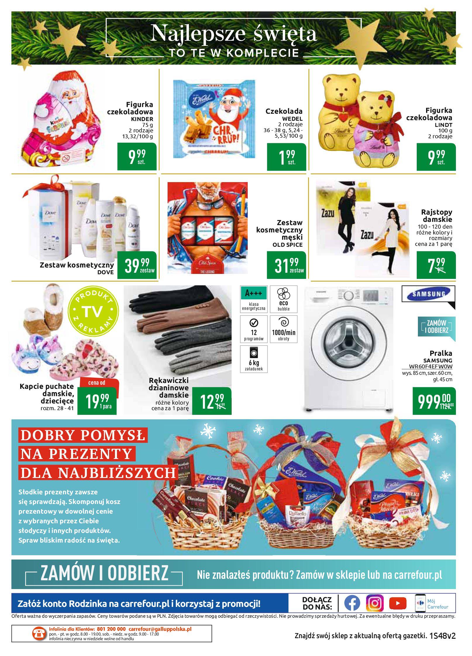 Gazetka Carrefour Market - Najlepszy wybór, najlepsze ceny-25.11.2019-07.12.2019-page-20
