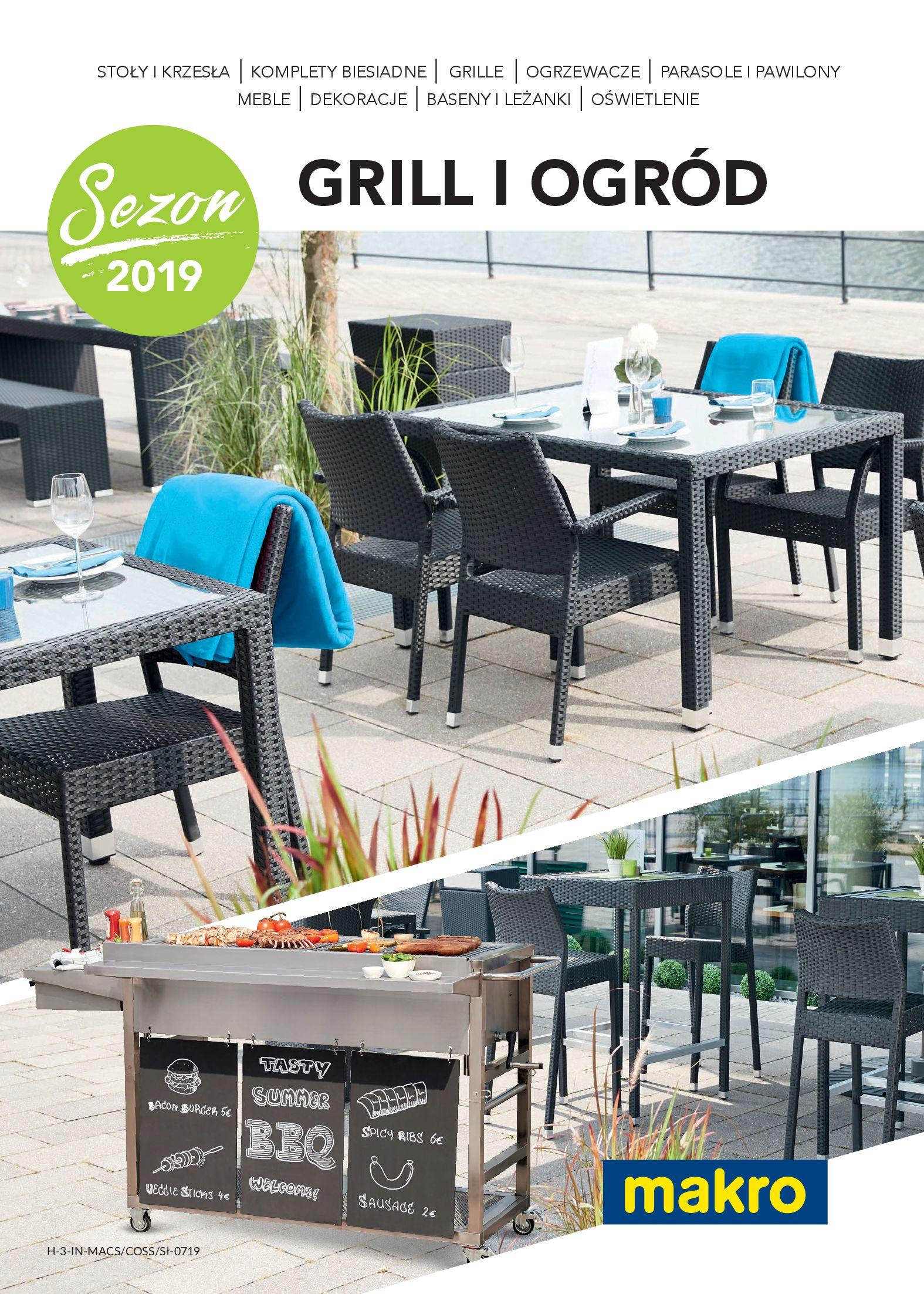 Gazetka Makro - Grill i Ogród-10.06.2019-31.08.2019-page-