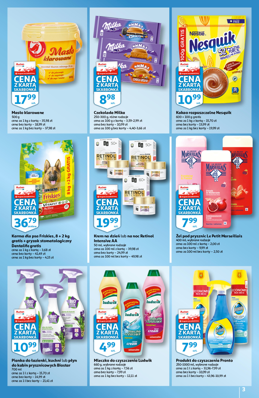 Gazetka Auchan: Gazetka Auchan - Skarbonka #41 2021-10-14 page-3