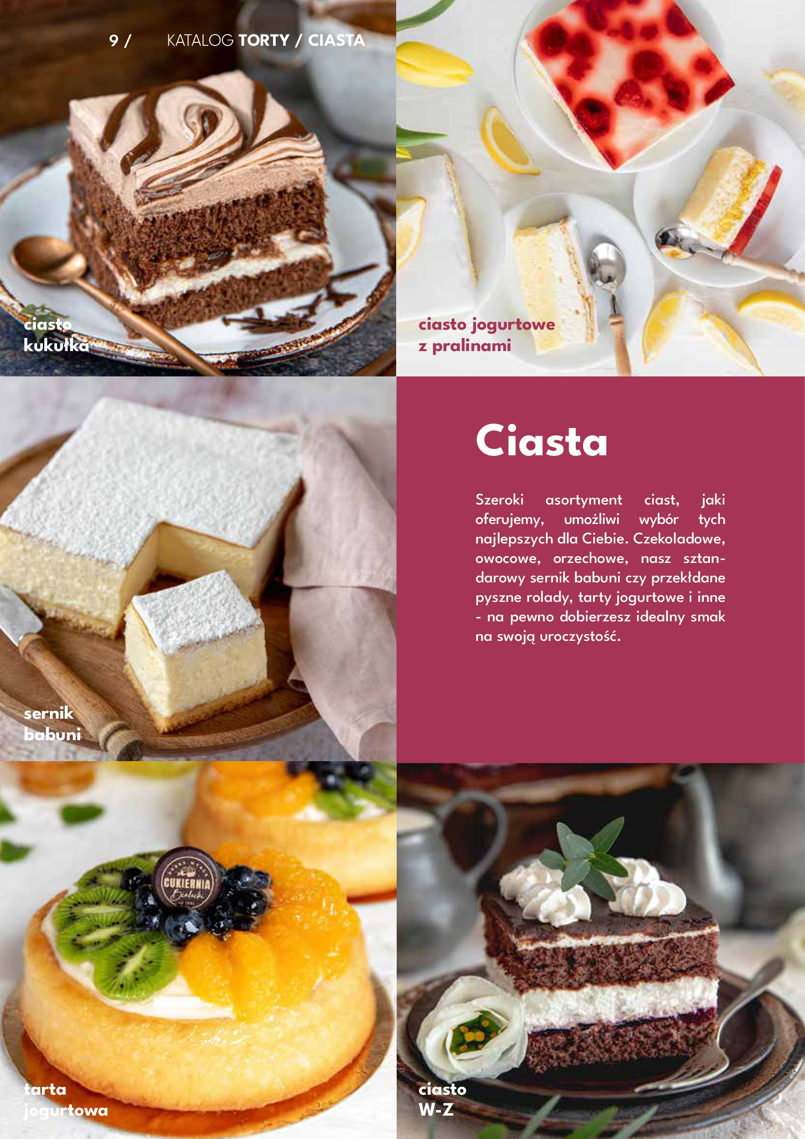 Gazetka TwójMarket.pl: Gazetka TwójMarket.pl - Ciasta 2021-07-30 page-10