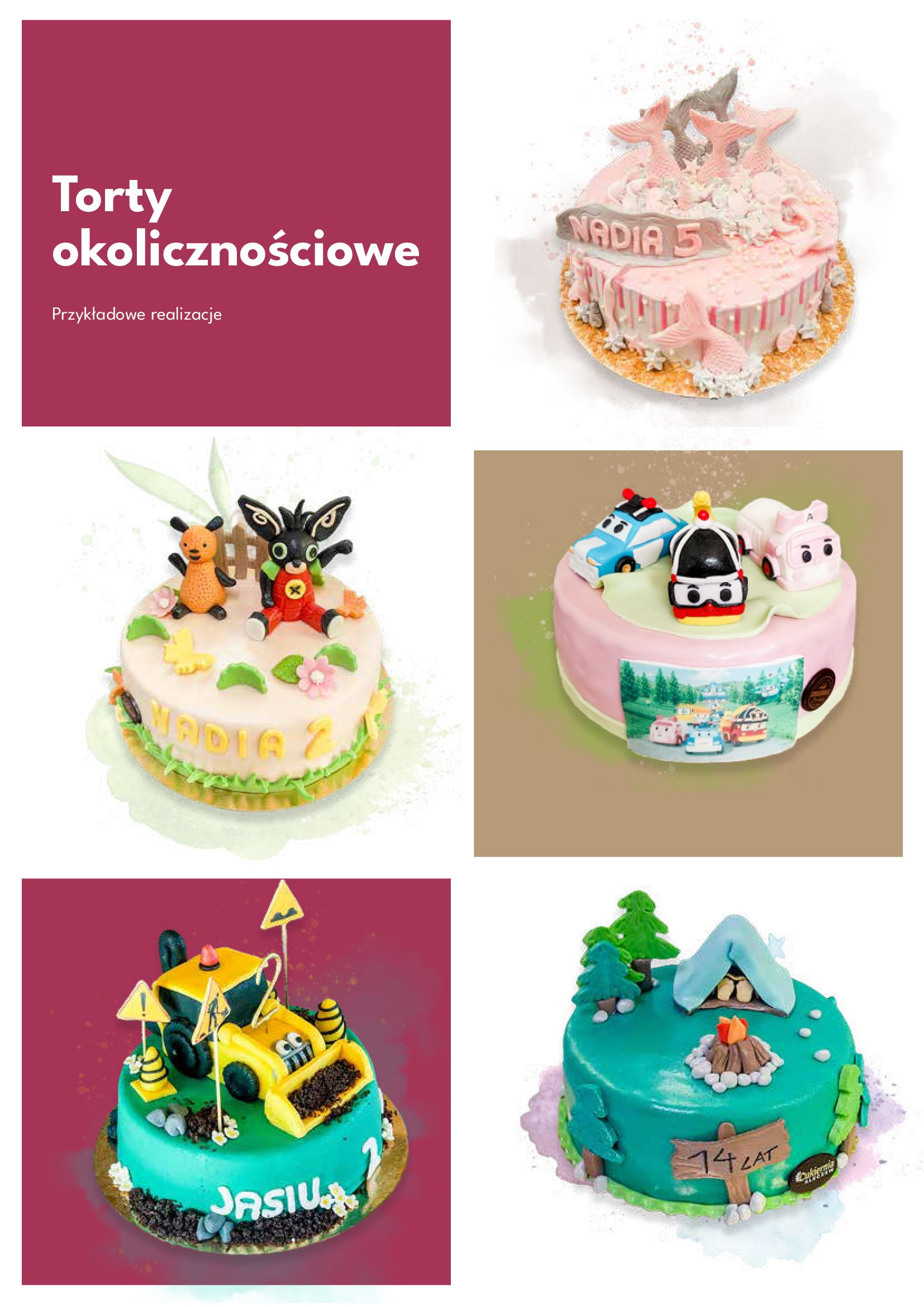 Gazetka TwójMarket.pl: Gazetka TwójMarket.pl - Ciasta 2021-07-30 page-14