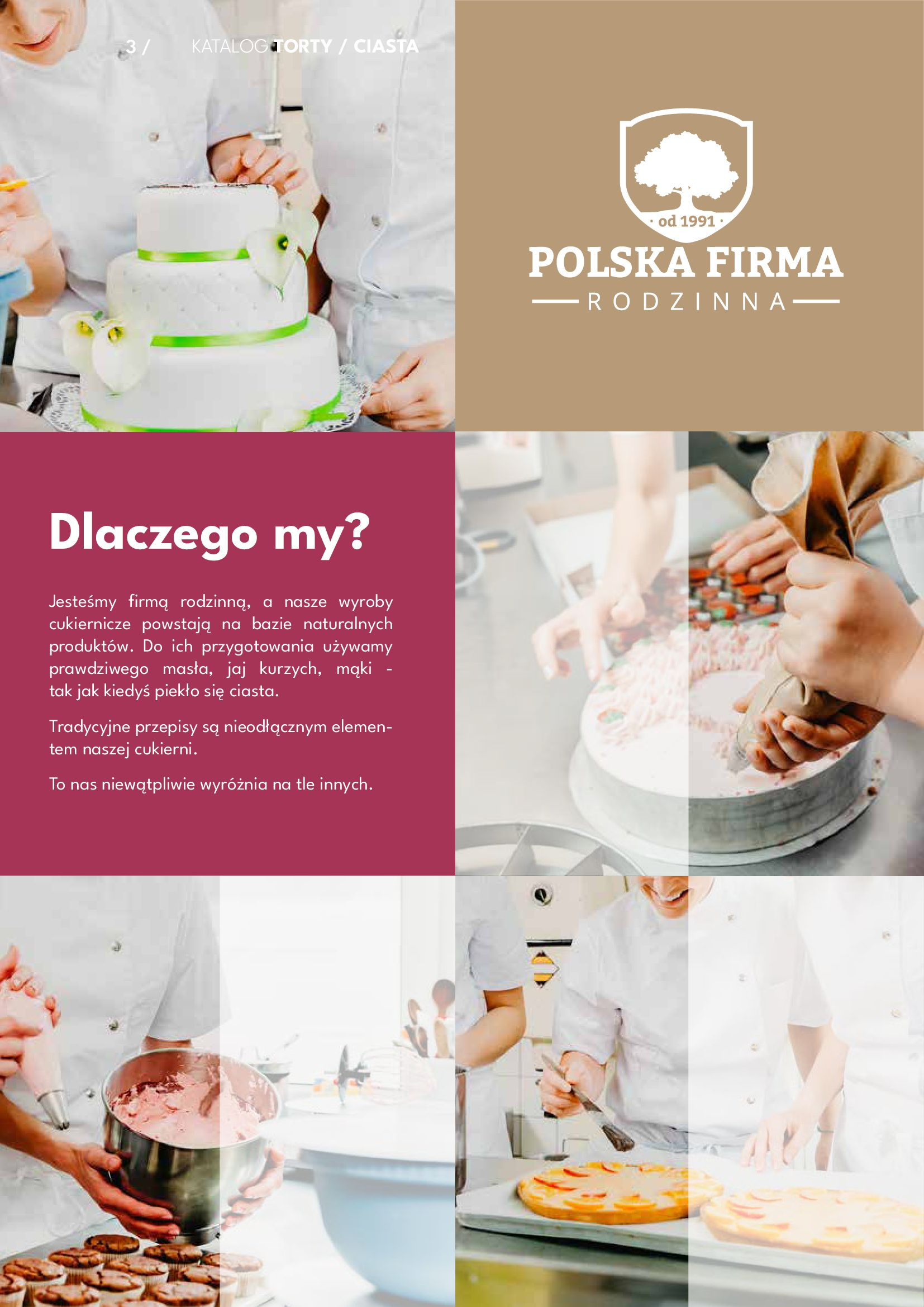 Gazetka TwójMarket.pl: Gazetka TwójMarket.pl - Ciasta 2021-07-30 page-4