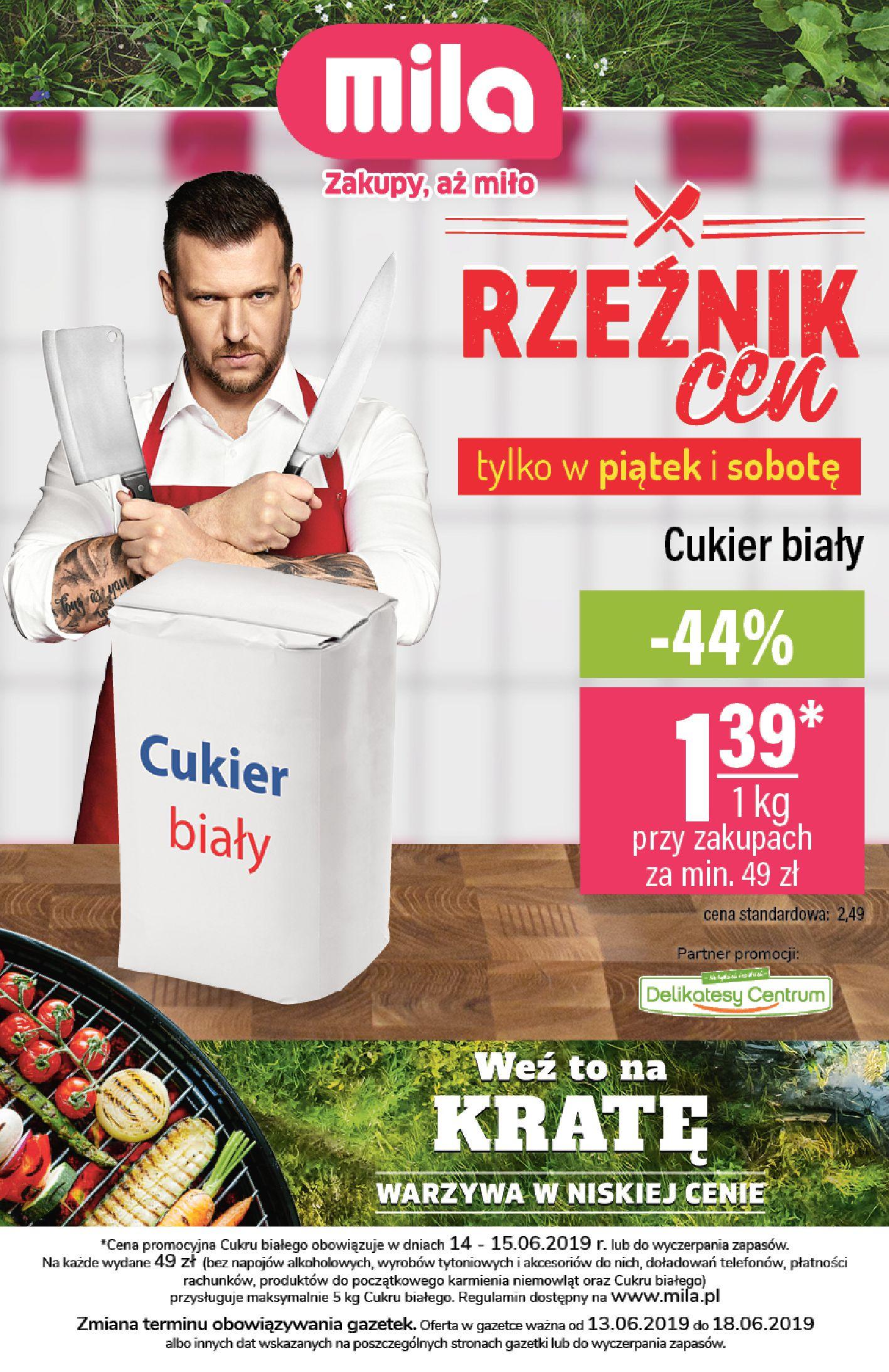 Gazetka Mila - Gazetka 23-12.06.2019-18.06.2019-page-