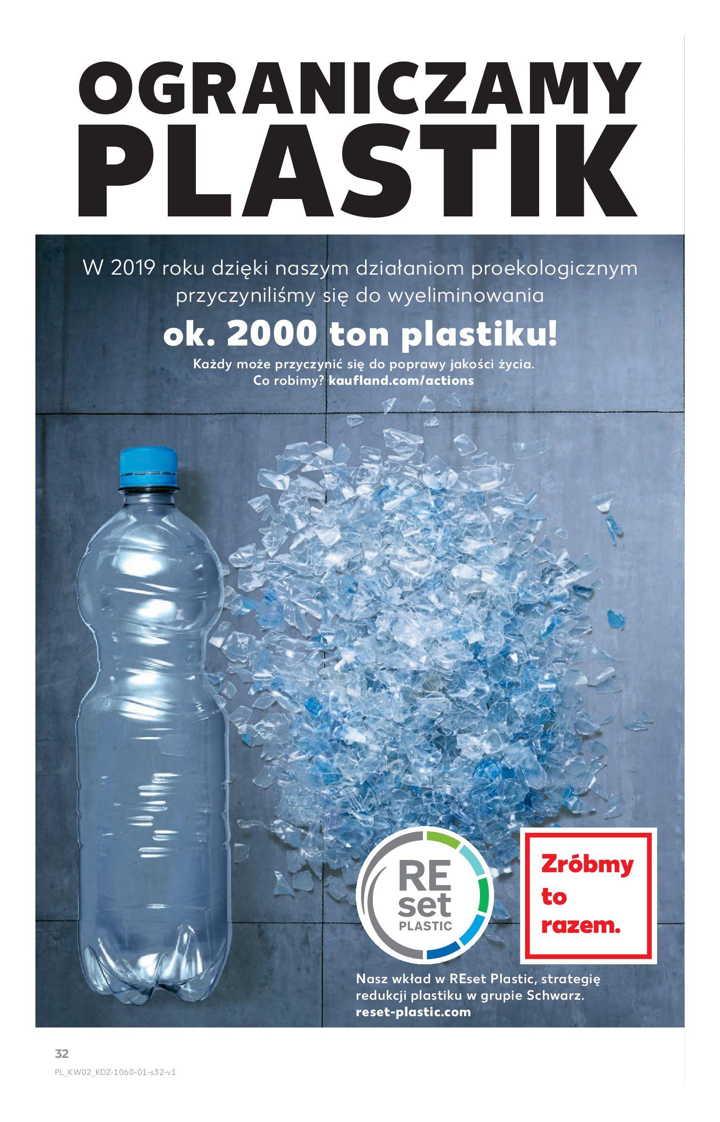 Gazetka Kaufland - TYDZIEŃ MEGA OSZCZĘDNOŚCI!-08.01.2020-15.01.2020-page-32