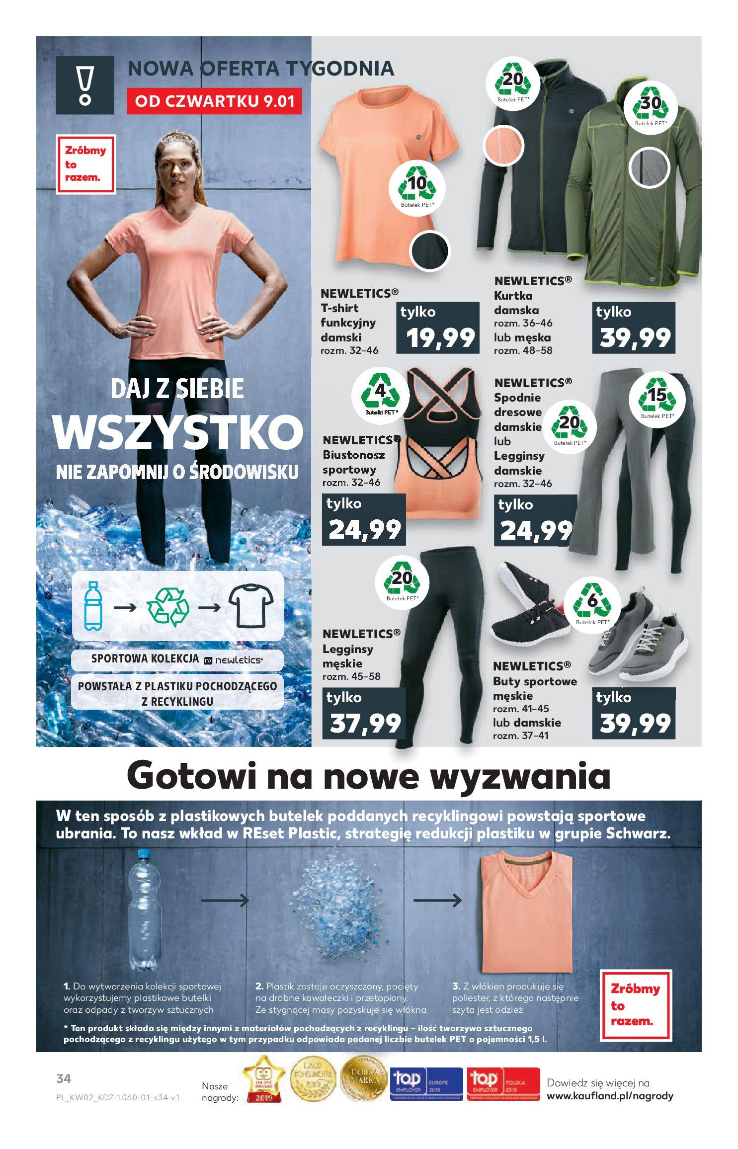Gazetka Kaufland - TYDZIEŃ MEGA OSZCZĘDNOŚCI!-08.01.2020-15.01.2020-page-34