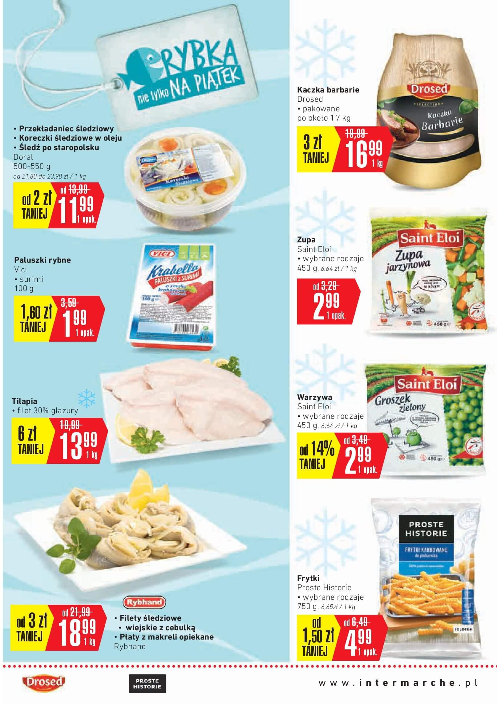 Gazetka Intermarché - Oferta na artykuły spożywcze-11.02.2019-18.02.2019-page-