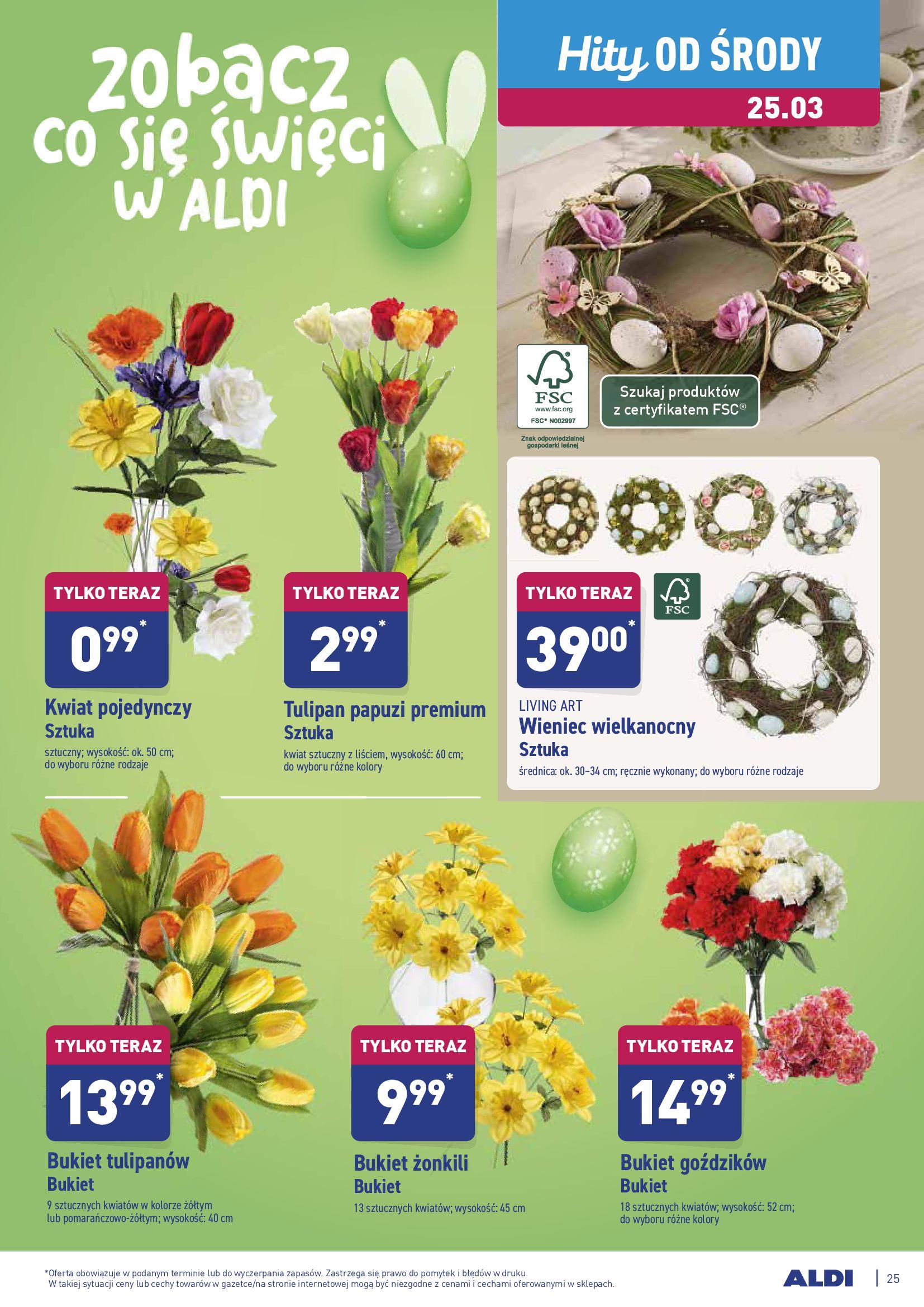 Gazetka Aldi - Okazje tygodnia od 23.03-22.03.2020-28.03.2020-page-25