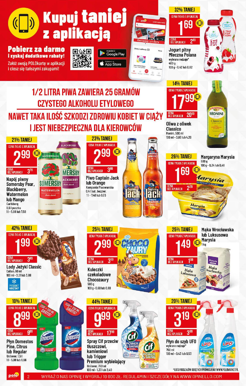 Gazetka Polomarket - Wszystko co ulubione Na Święta-03.12.2019-10.12.2019-page-2