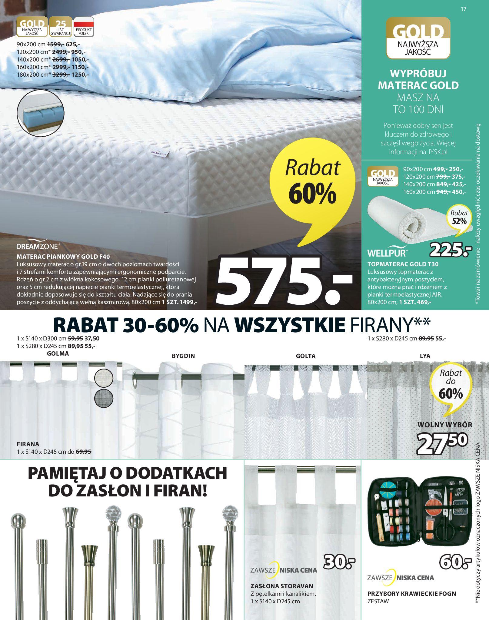 Gazetka Jysk - Oferta tygodnia-18.03.2020-01.04.2020-page-18
