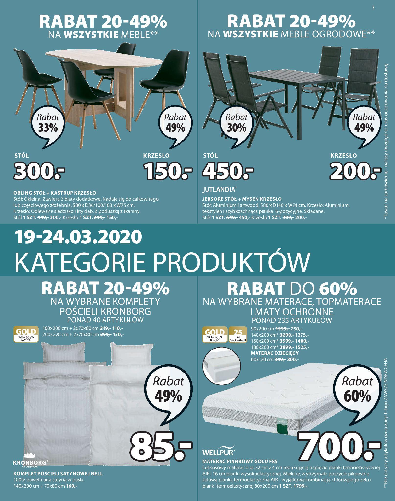 Gazetka Jysk - Oferta tygodnia-18.03.2020-01.04.2020-page-4