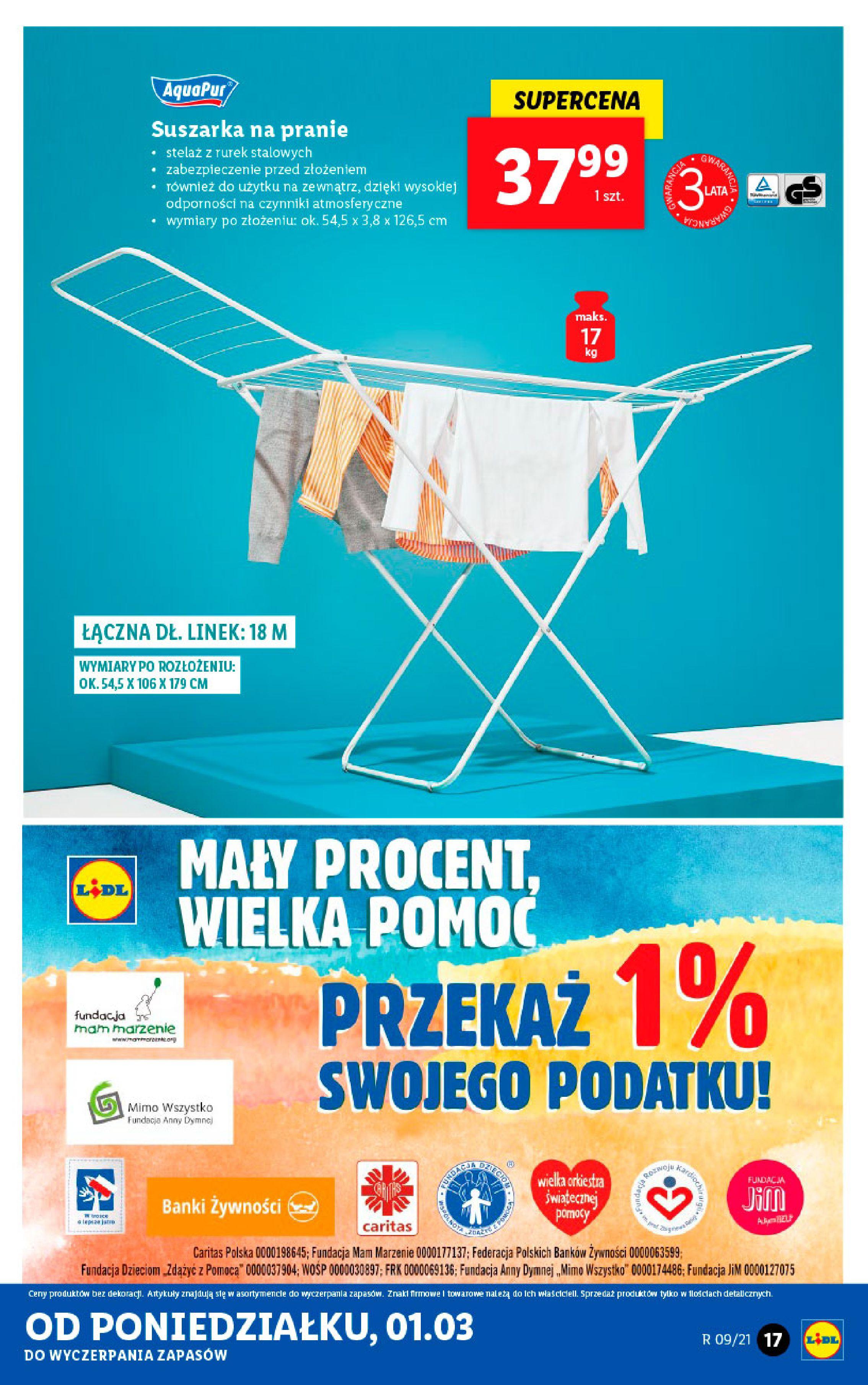 Gazetka Lidl: Katalog od 01.03 2021-03-01 page-17