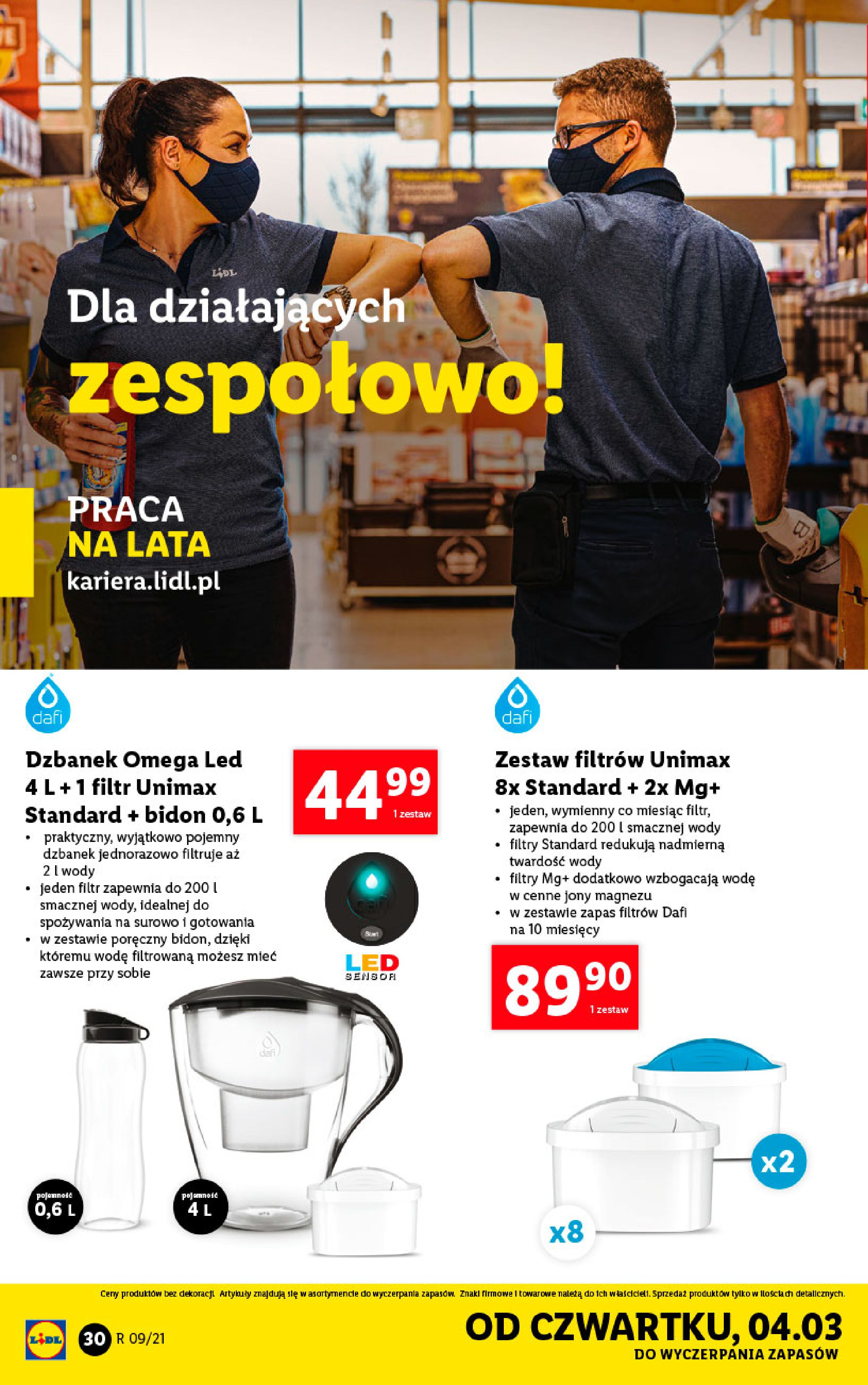 Gazetka Lidl: Katalog od 01.03 2021-03-01 page-30