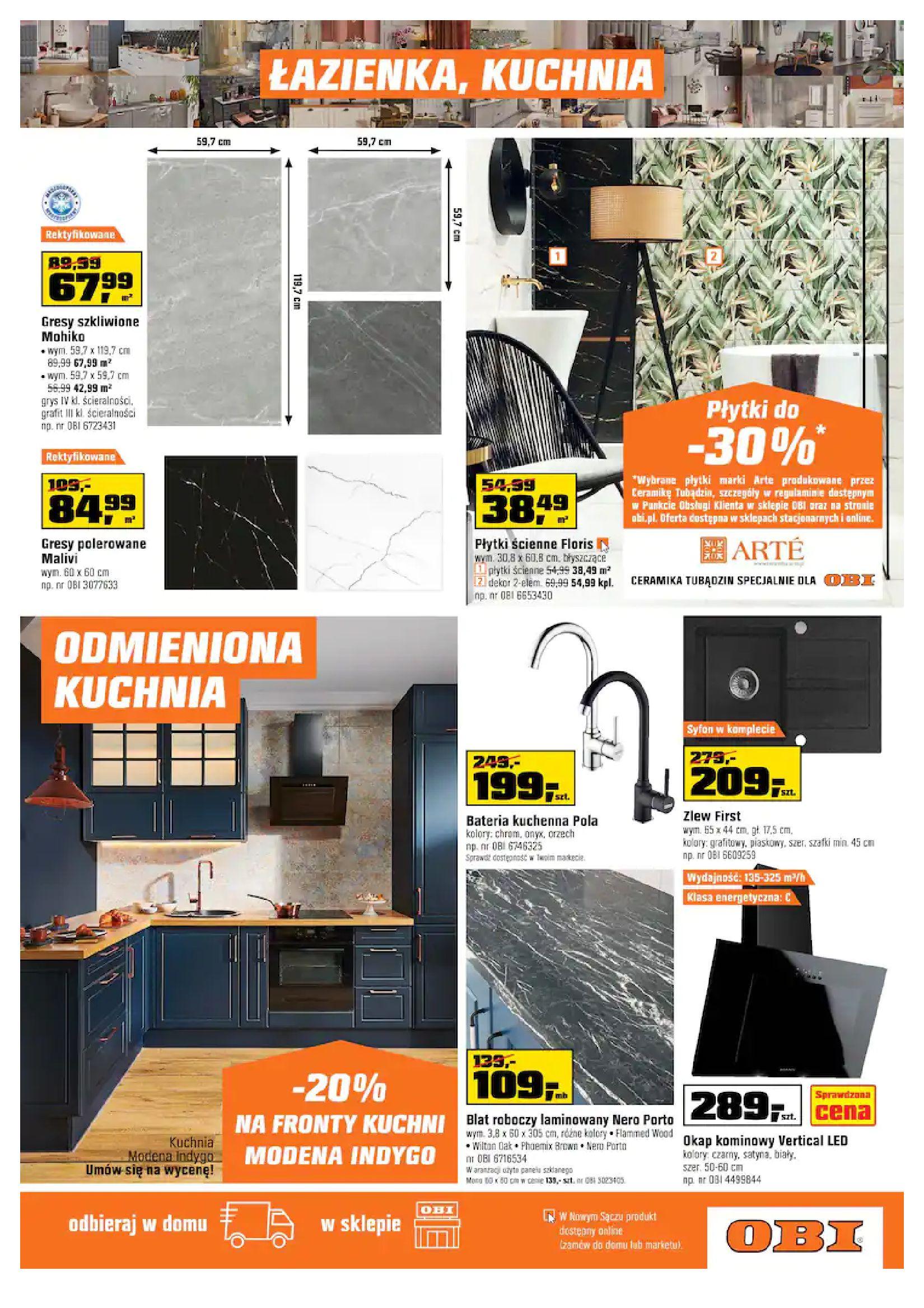 Gazetka OBI: Gazetka OBI - Jesienny remont 2021-09-15 page-3