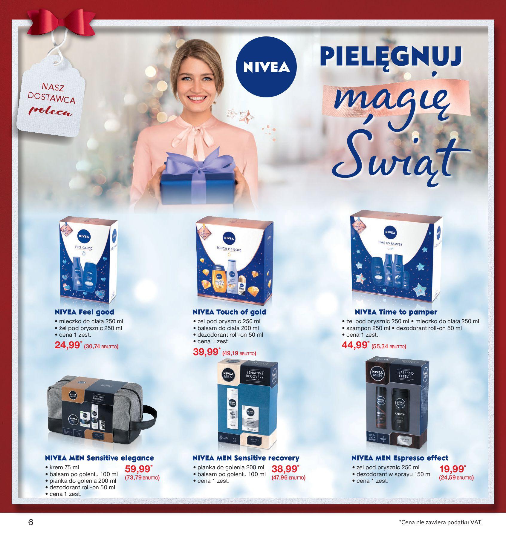 Gazetka Makro - Świąteczne UPOMINKI 2019-18.11.2019-24.12.2019-page-6