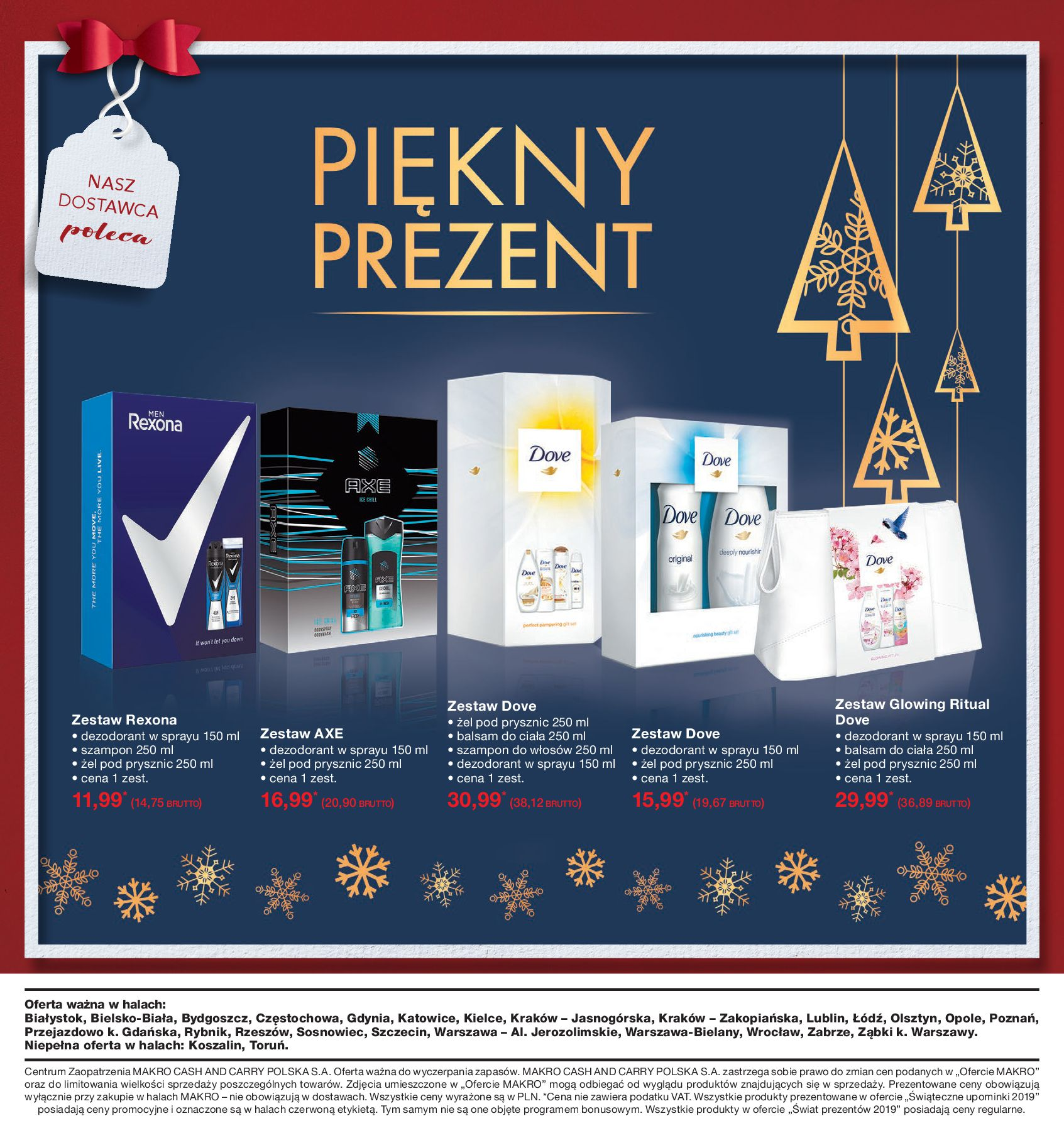 Gazetka Makro - Świąteczne UPOMINKI 2019-18.11.2019-24.12.2019-page-2