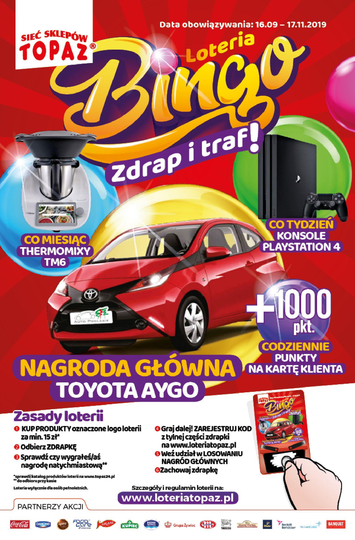 Gazetka TOPAZ - Oferta promocyjna-11.09.2019-18.09.2019-page-2