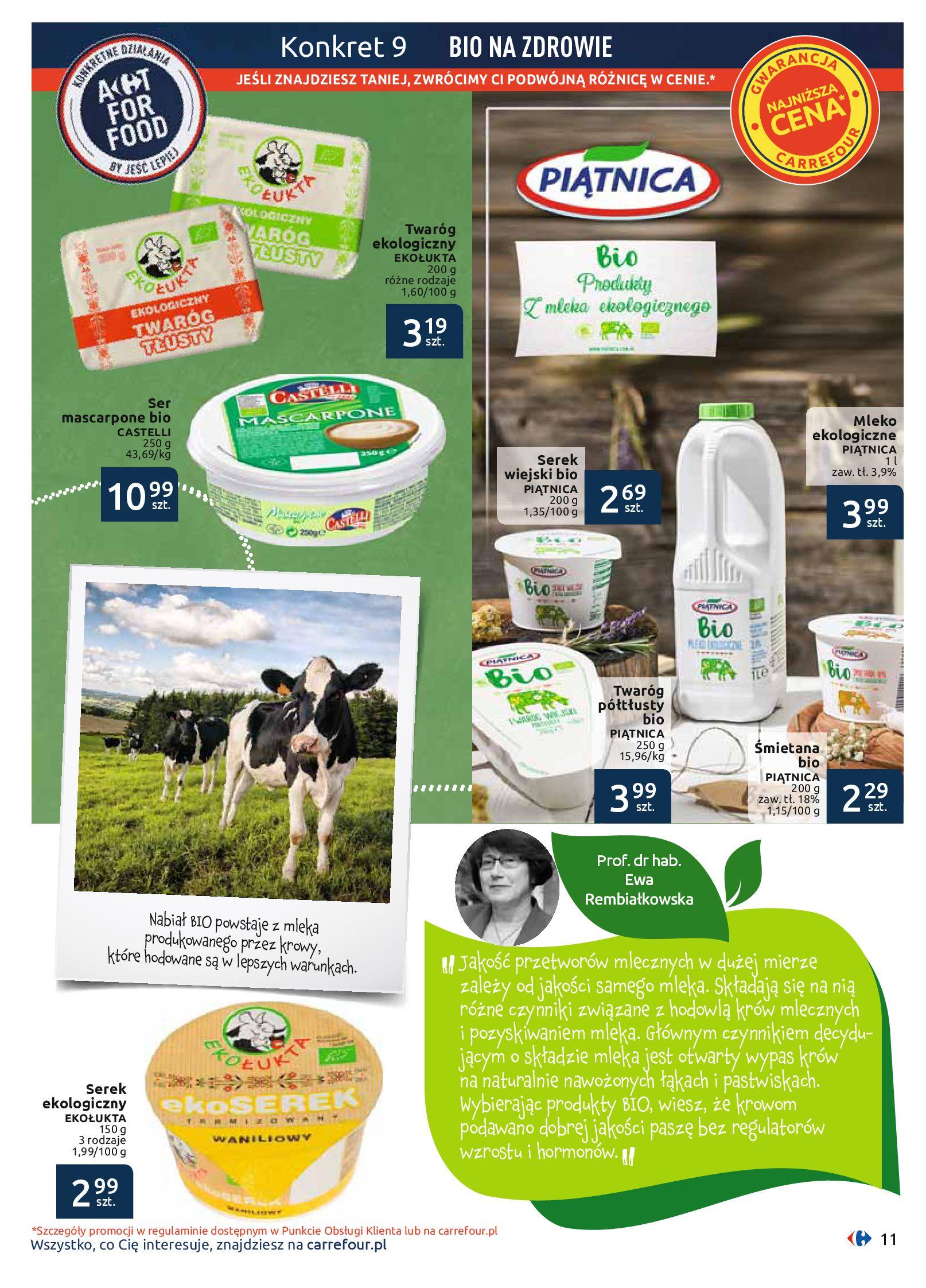 Gazetka Carrefour - BIO na zdrowie-03.06.2019-22.06.2019-page-11