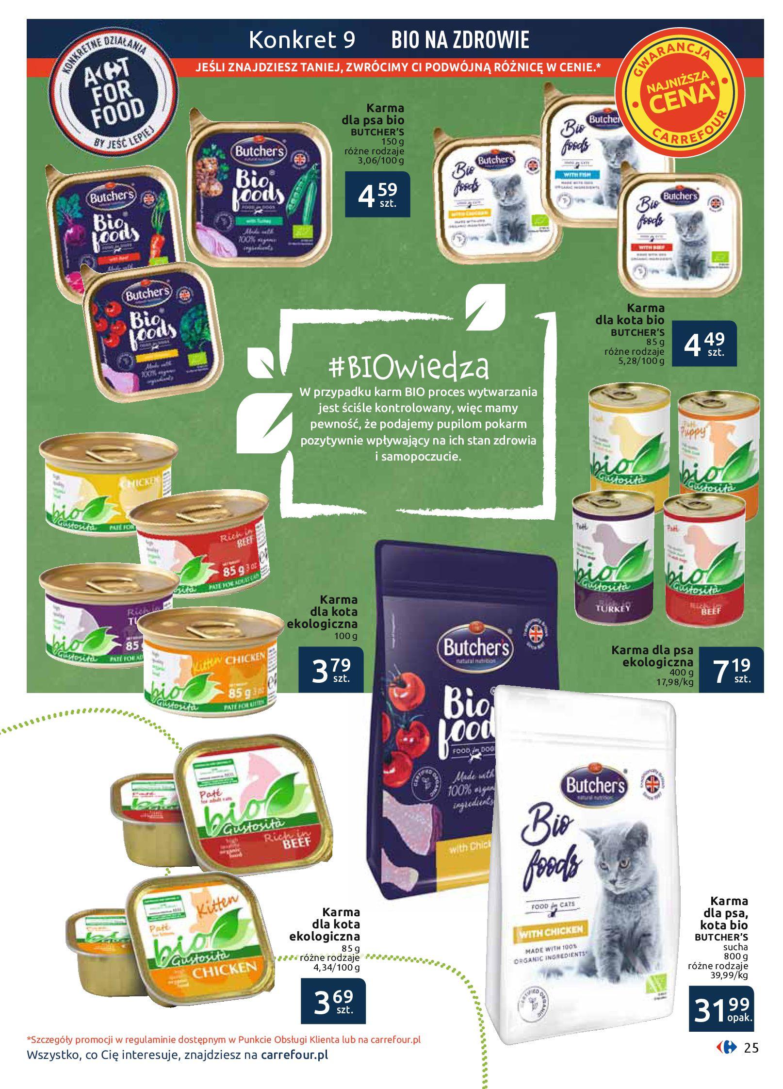 Gazetka Carrefour - BIO na zdrowie-03.06.2019-22.06.2019-page-25