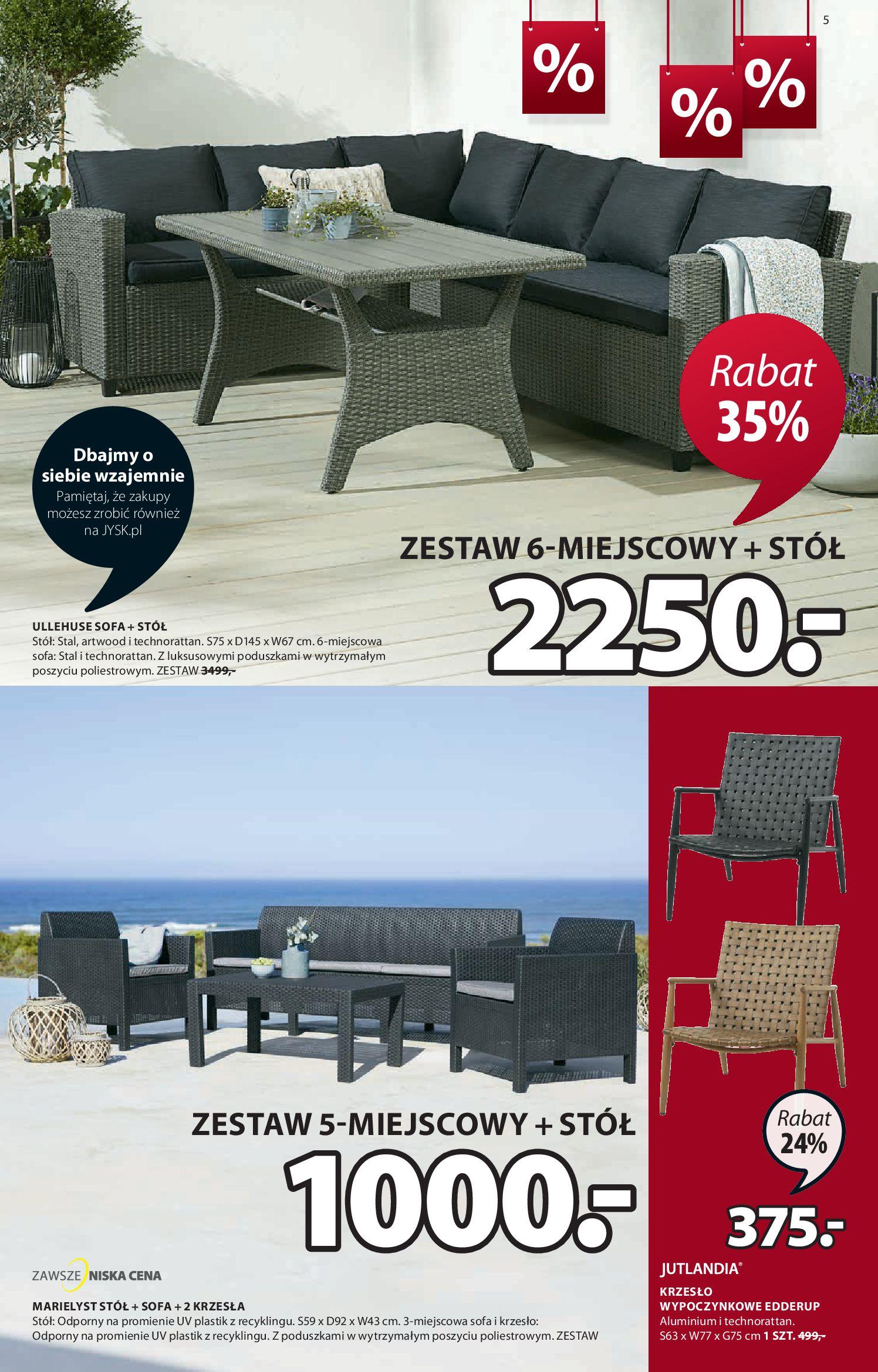 Gazetka Jysk: Gazetka Jysk 2021-07-21 page-6