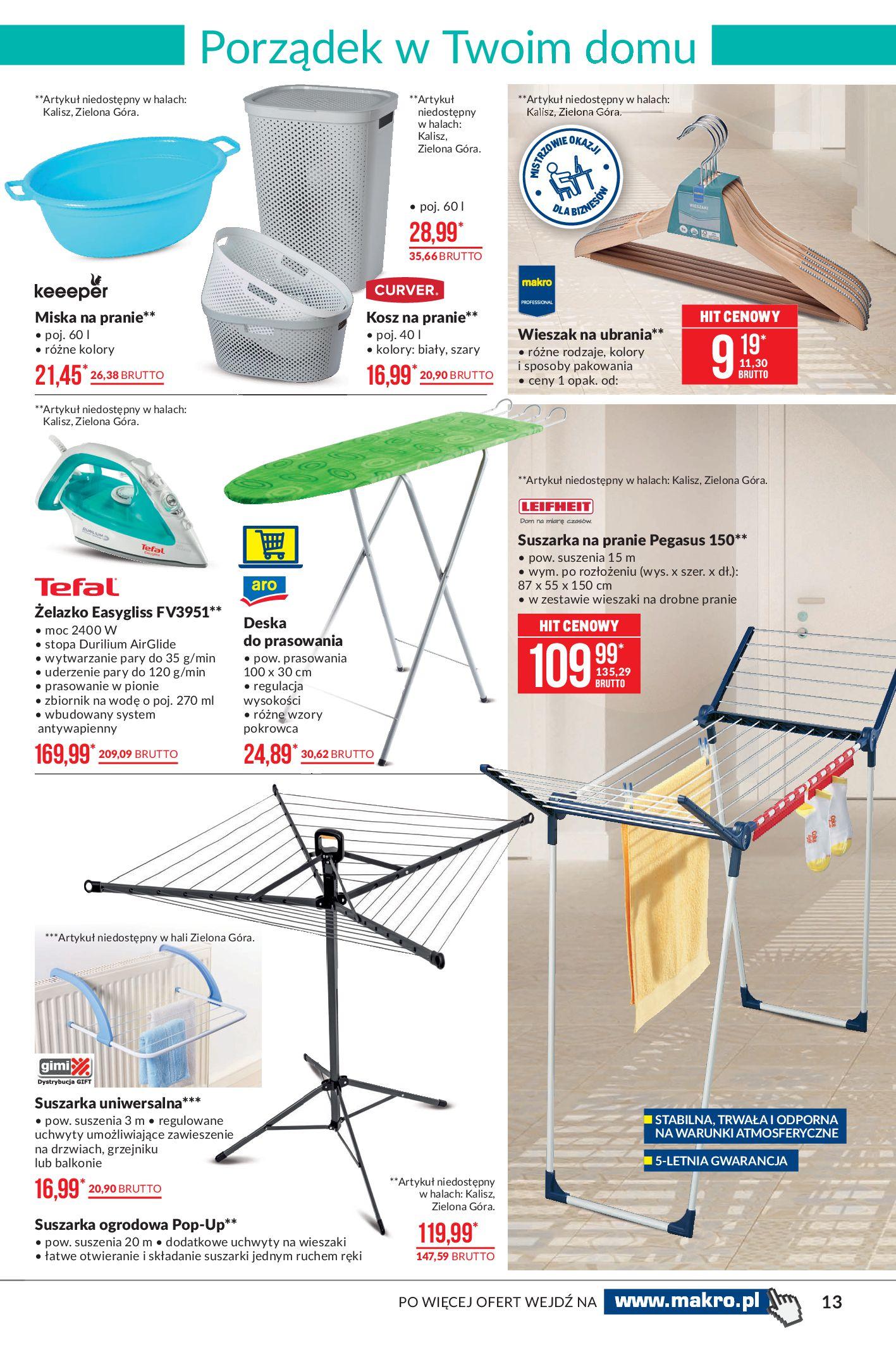 Gazetka Makro: Gazetka Makro - Ogród 2021-07-13 page-13