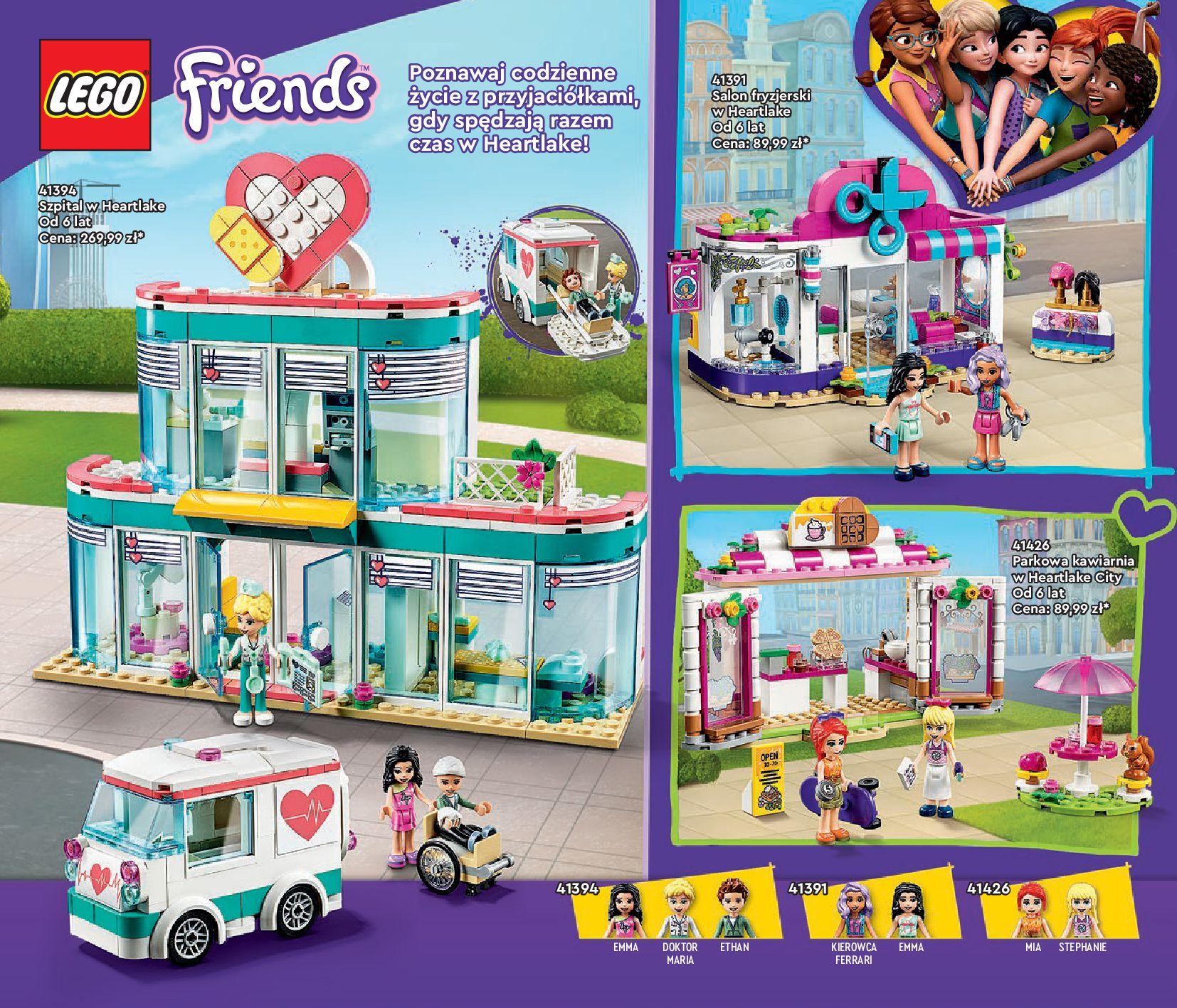 Gazetka LEGO: Katalog LEGO STYCZEŃ-MAJ 2021 2021-01-01 page-44