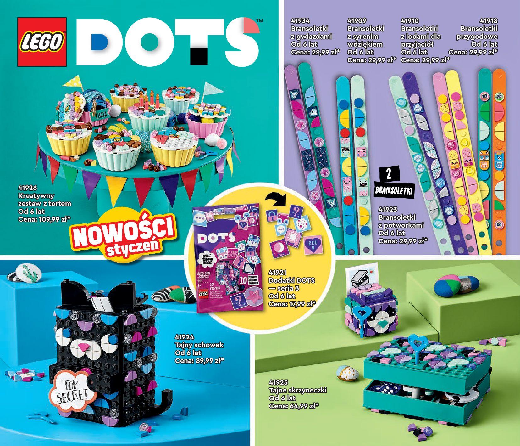 Gazetka LEGO: Katalog LEGO STYCZEŃ-MAJ 2021 2021-01-01 page-46