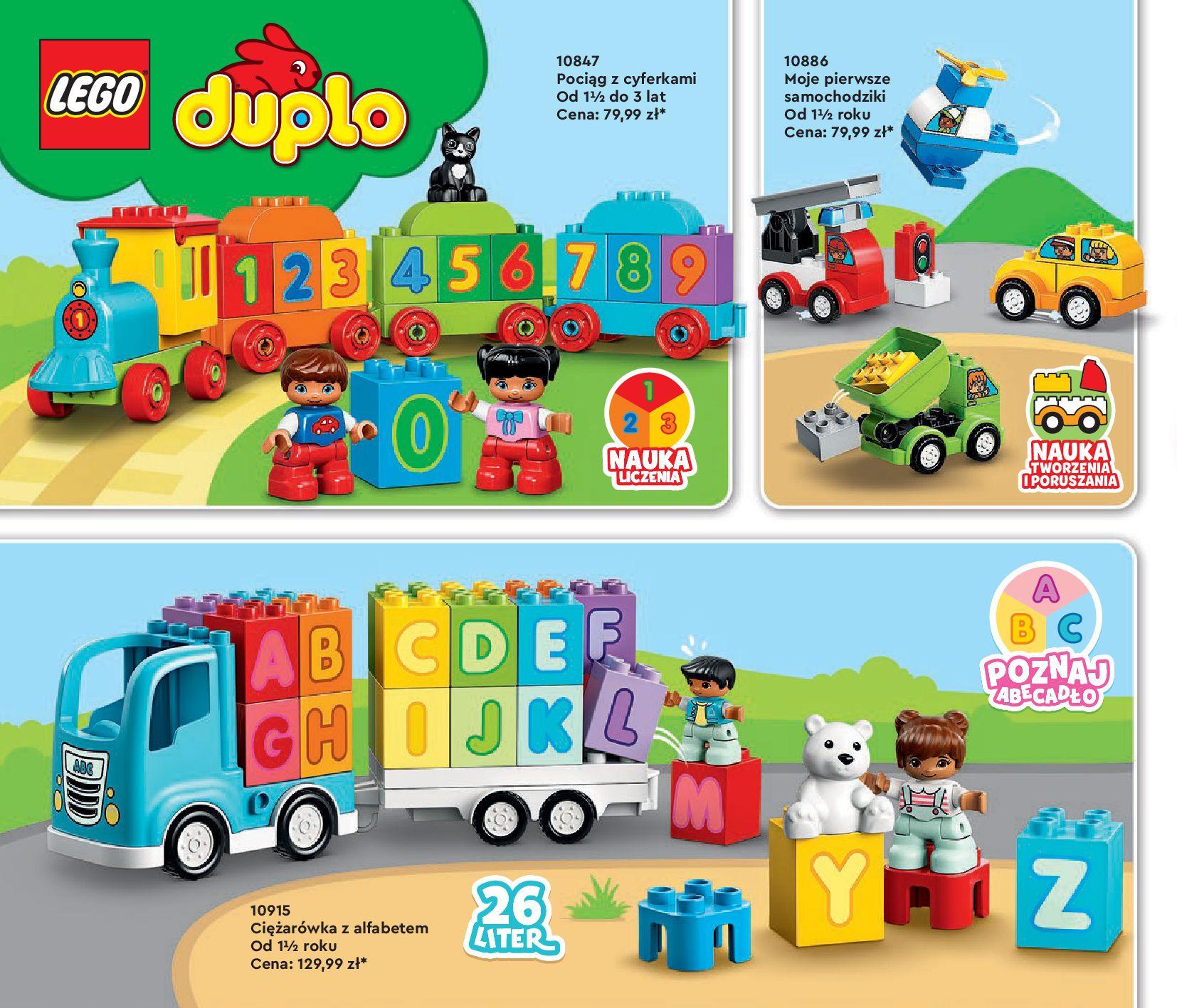 Gazetka LEGO: Katalog LEGO STYCZEŃ-MAJ 2021 2021-01-01 page-6