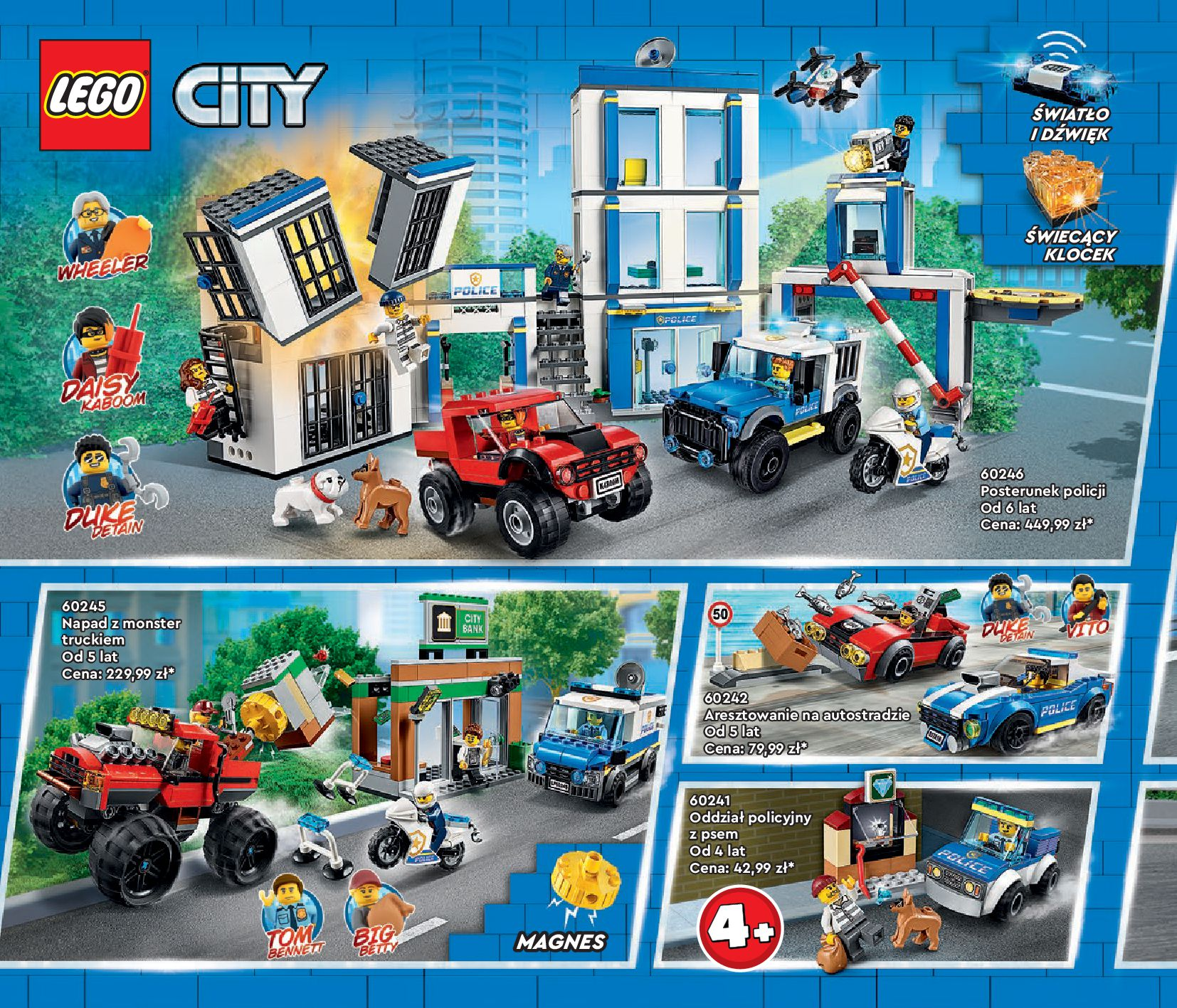 Gazetka LEGO: Katalog LEGO STYCZEŃ-MAJ 2021 2021-01-01 page-54