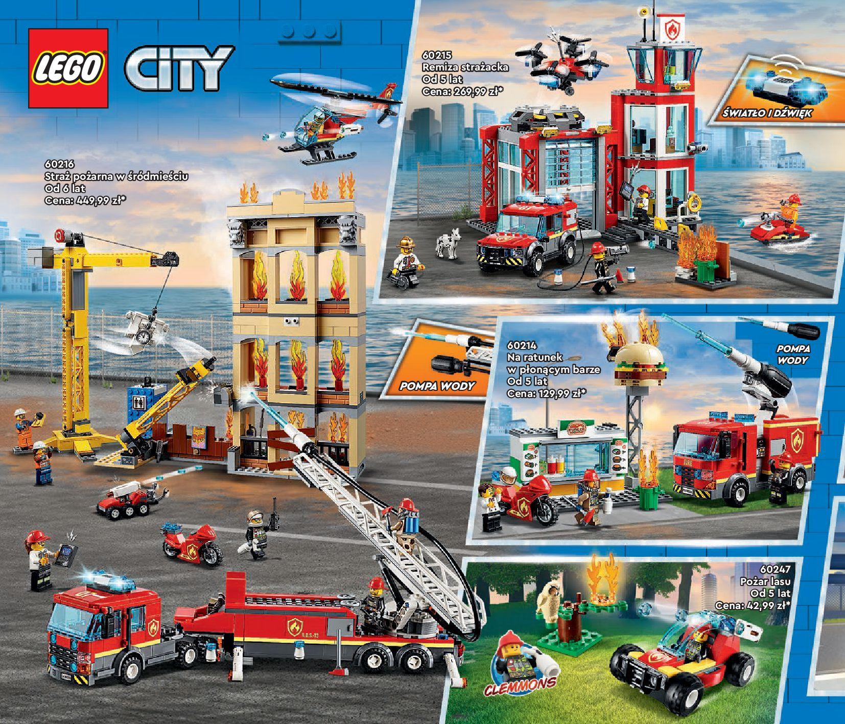 Gazetka LEGO: Katalog LEGO STYCZEŃ-MAJ 2021 2021-01-01 page-56
