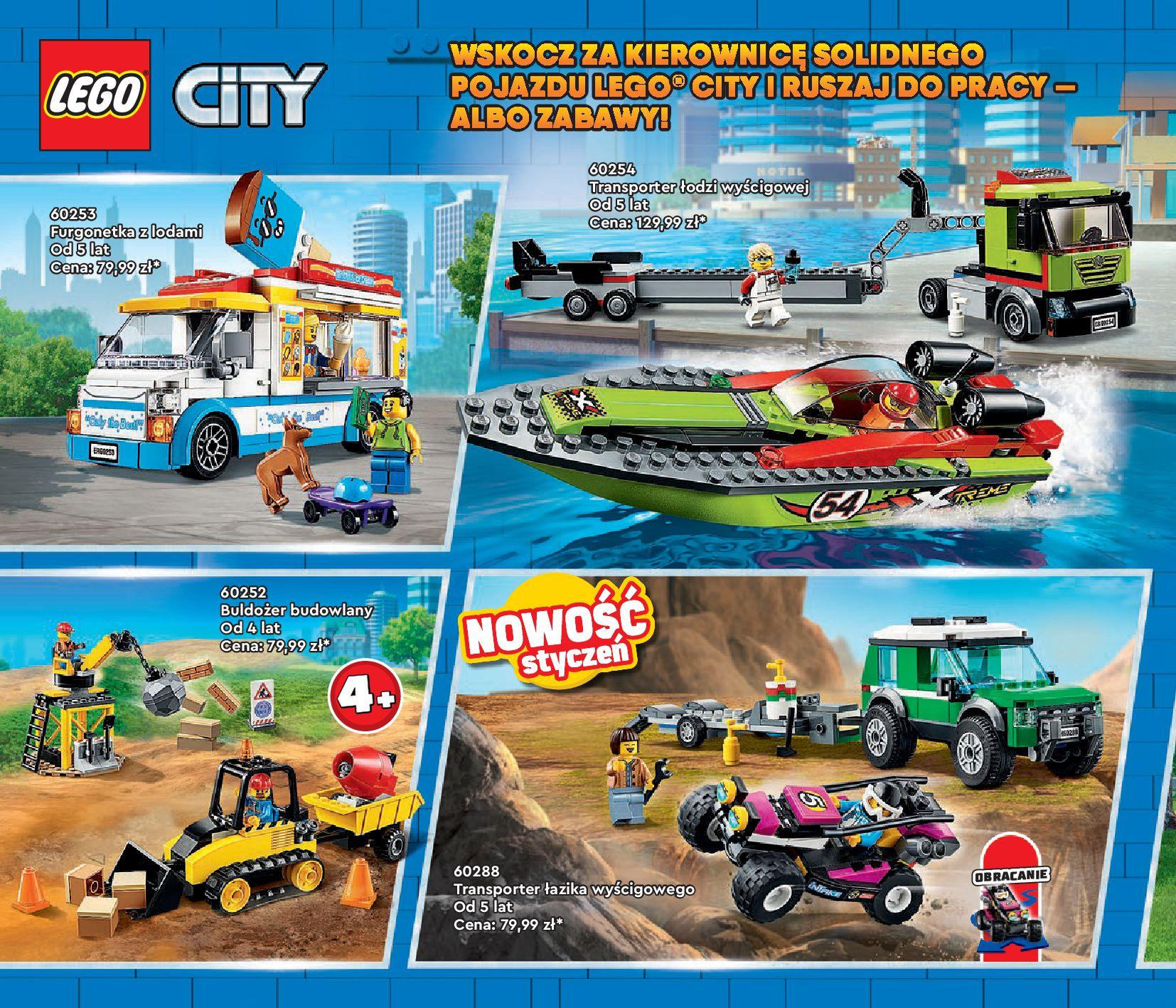 Gazetka LEGO: Katalog LEGO STYCZEŃ-MAJ 2021 2021-01-01 page-58