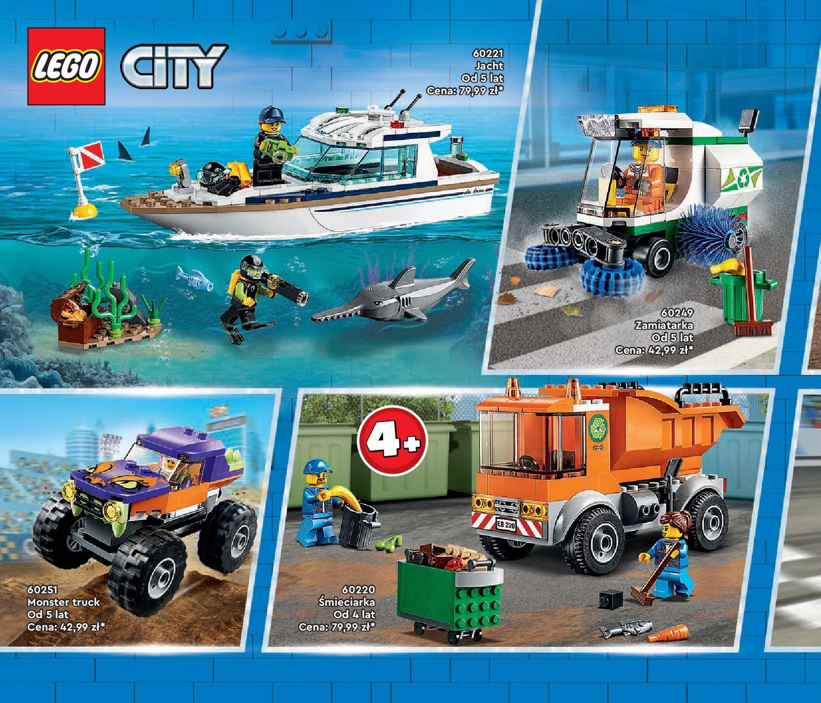 Gazetka LEGO: Katalog LEGO STYCZEŃ-MAJ 2021 2021-01-01 page-60