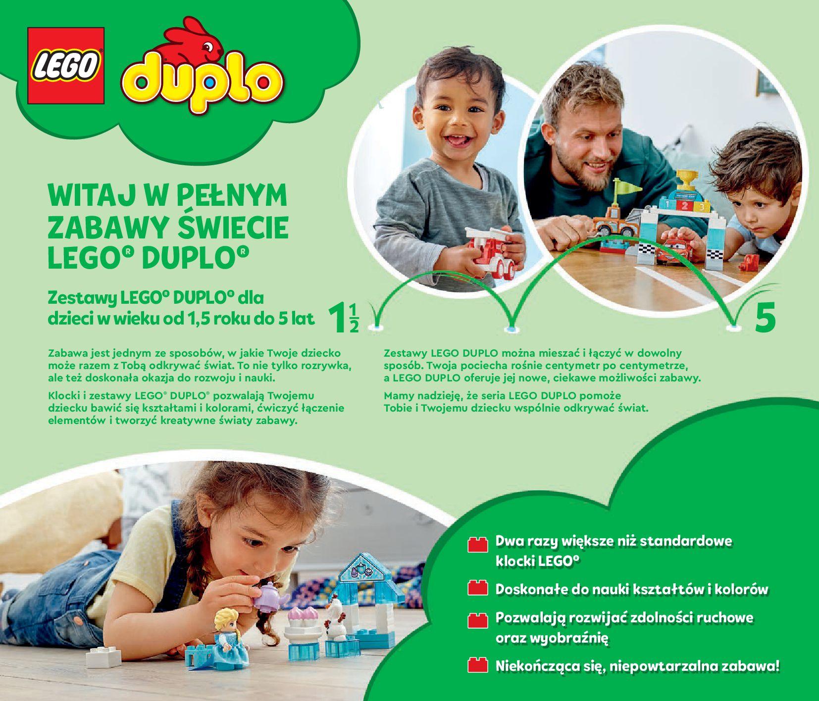 Gazetka LEGO: Katalog LEGO STYCZEŃ-MAJ 2021 2021-01-01 page-7