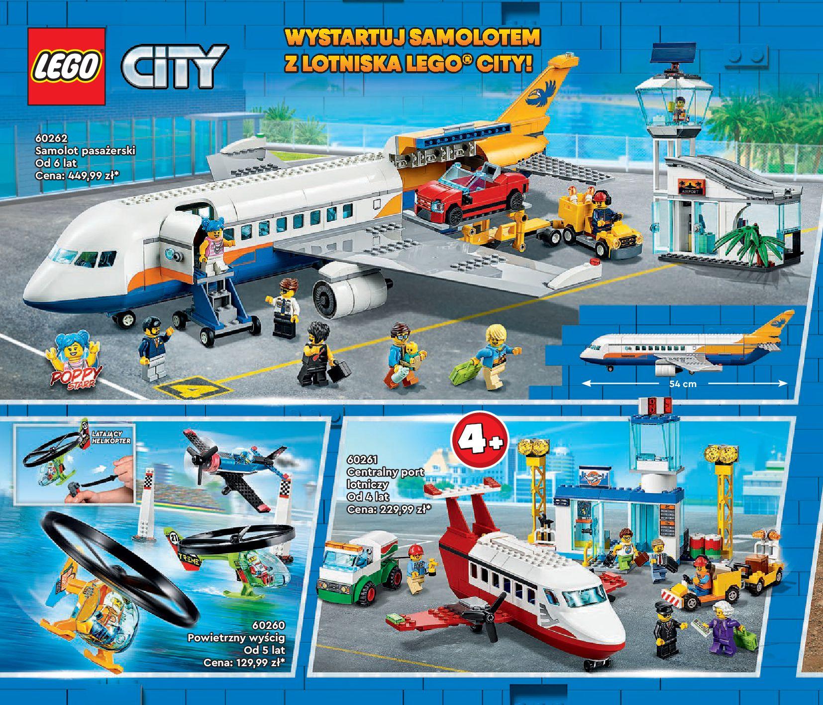Gazetka LEGO: Katalog LEGO STYCZEŃ-MAJ 2021 2021-01-01 page-62