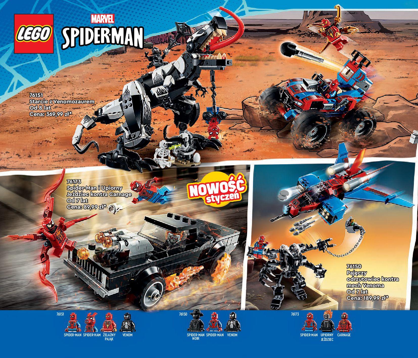 Gazetka LEGO: Katalog LEGO STYCZEŃ-MAJ 2021 2021-01-01 page-70