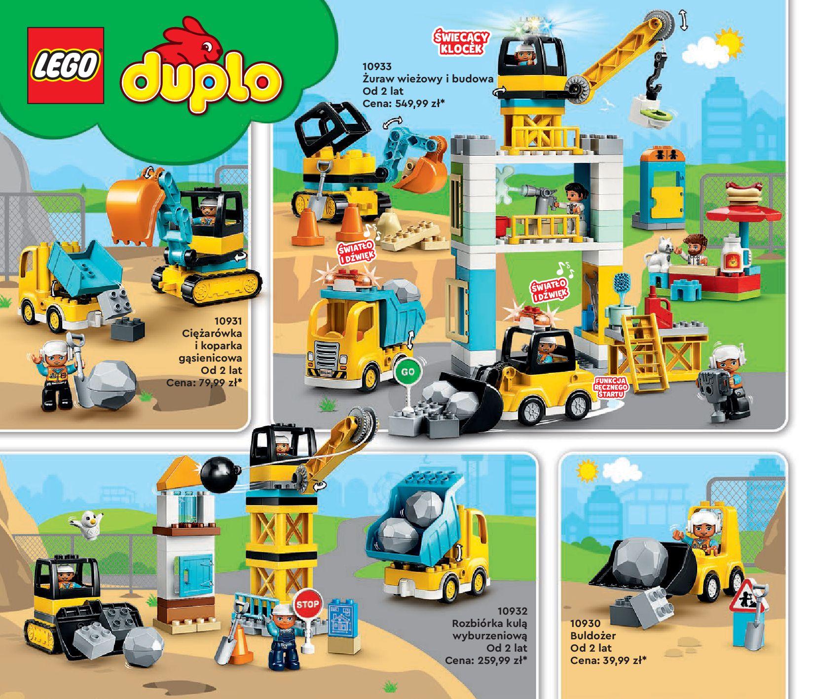 Gazetka LEGO: Katalog LEGO STYCZEŃ-MAJ 2021 2021-01-01 page-8
