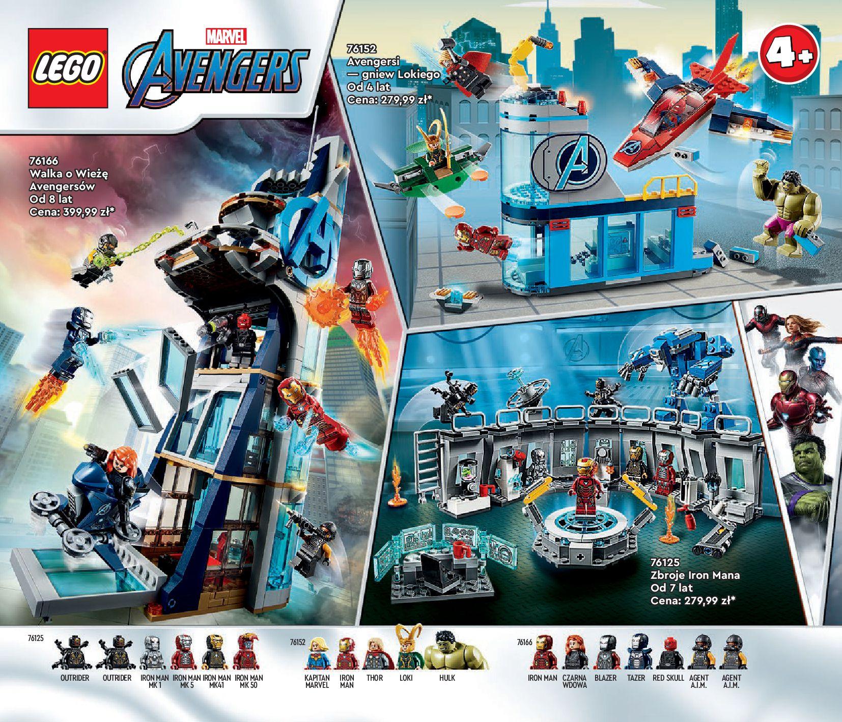 Gazetka LEGO: Katalog LEGO STYCZEŃ-MAJ 2021 2021-01-01 page-72