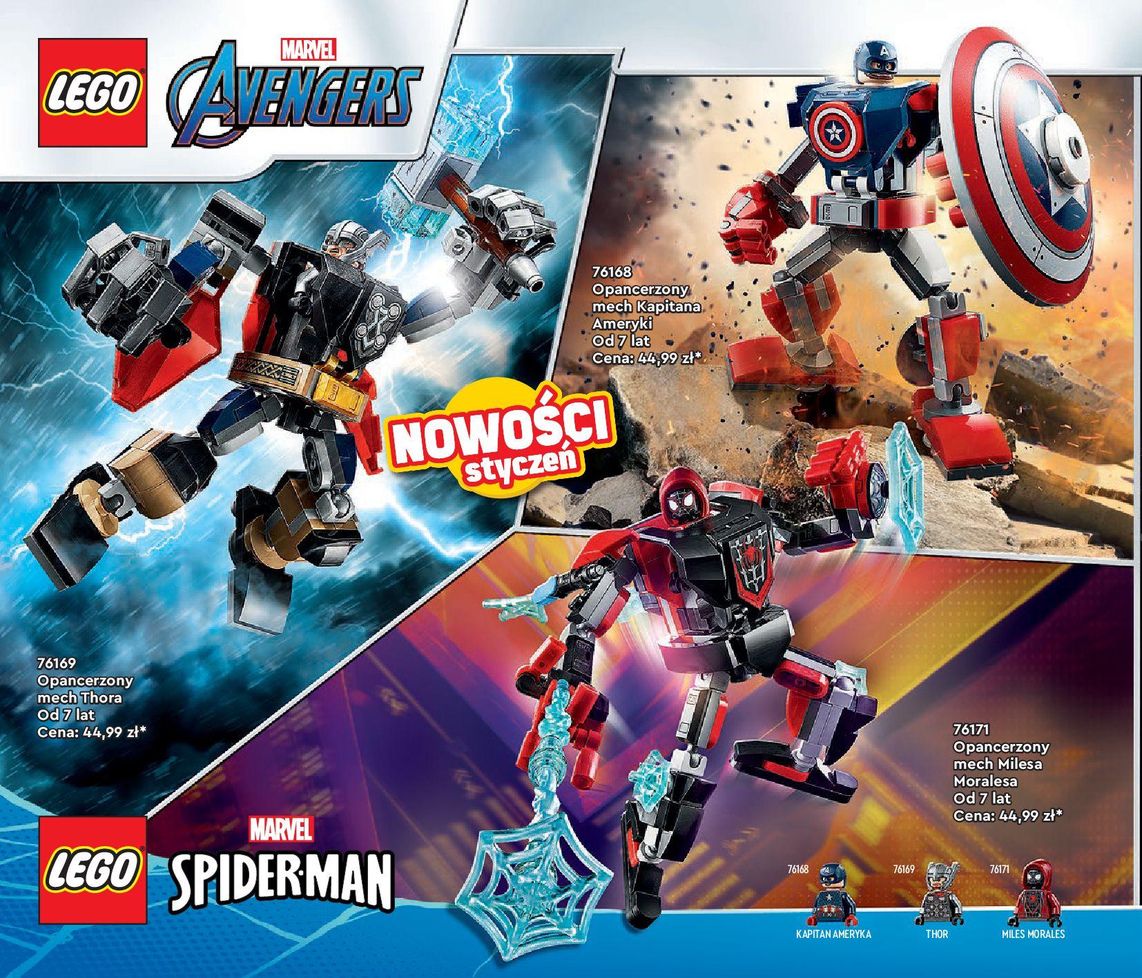 Gazetka LEGO: Katalog LEGO STYCZEŃ-MAJ 2021 2021-01-01 page-74